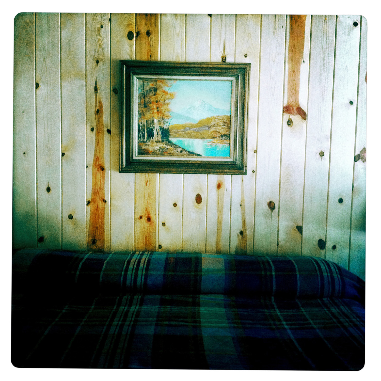 Bedroom in Alpine AZ Arizona