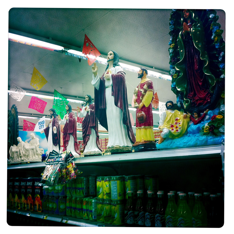 Selling Jesus in Tucson AZ Arizona