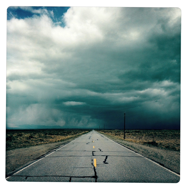 Stormfront near Alamosa CO Colorado