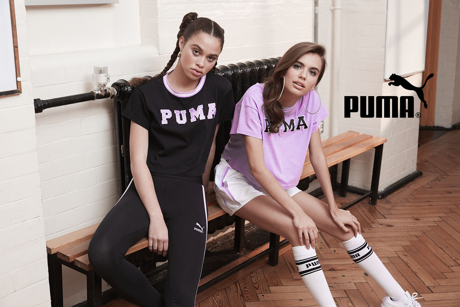 Puma Women's for JD Sports / UK and Europe / The Collegiate Collection