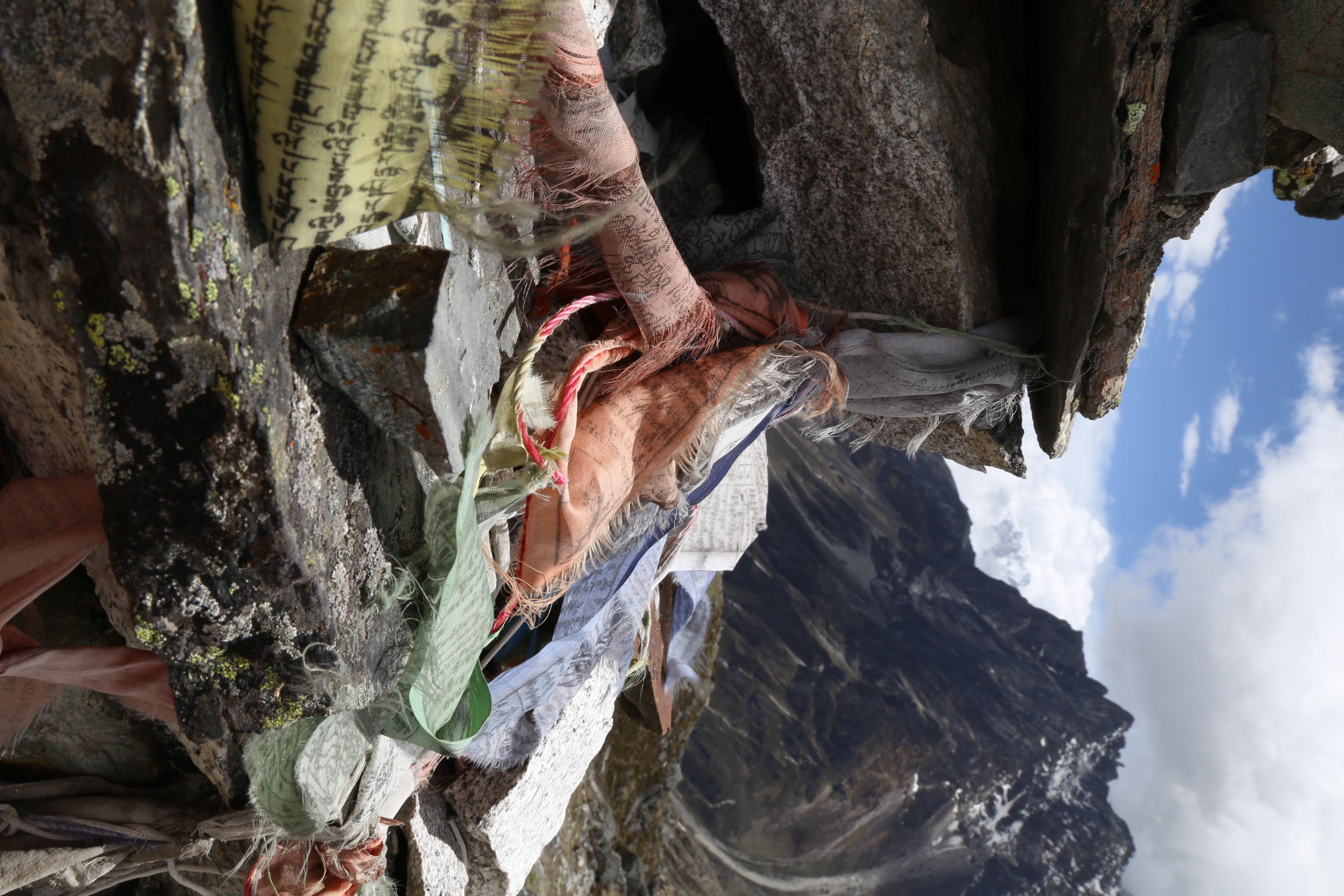 Memorial - Himalayan region, Nepal