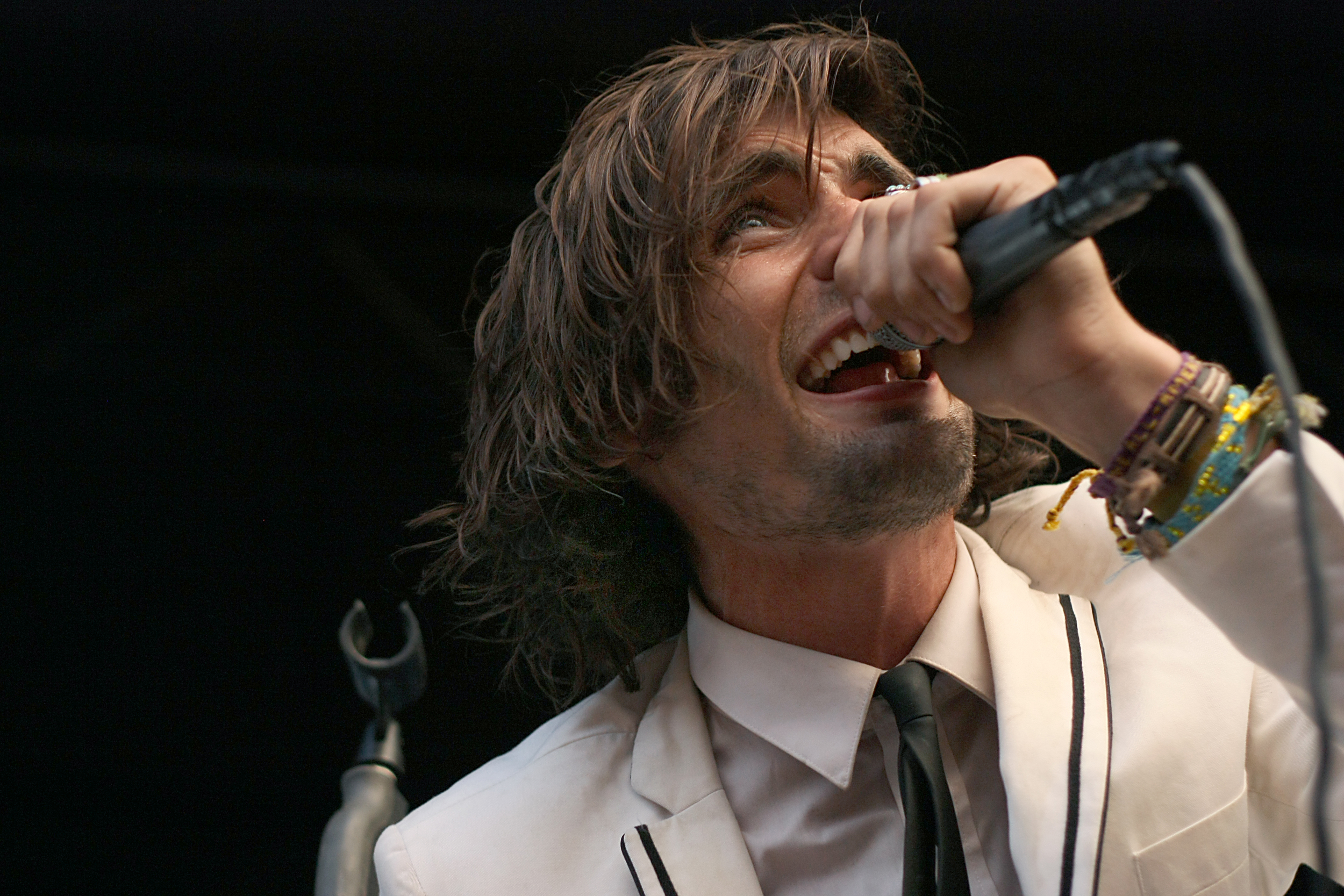 Tyson Ritter, All American Rejects - Warped Tour