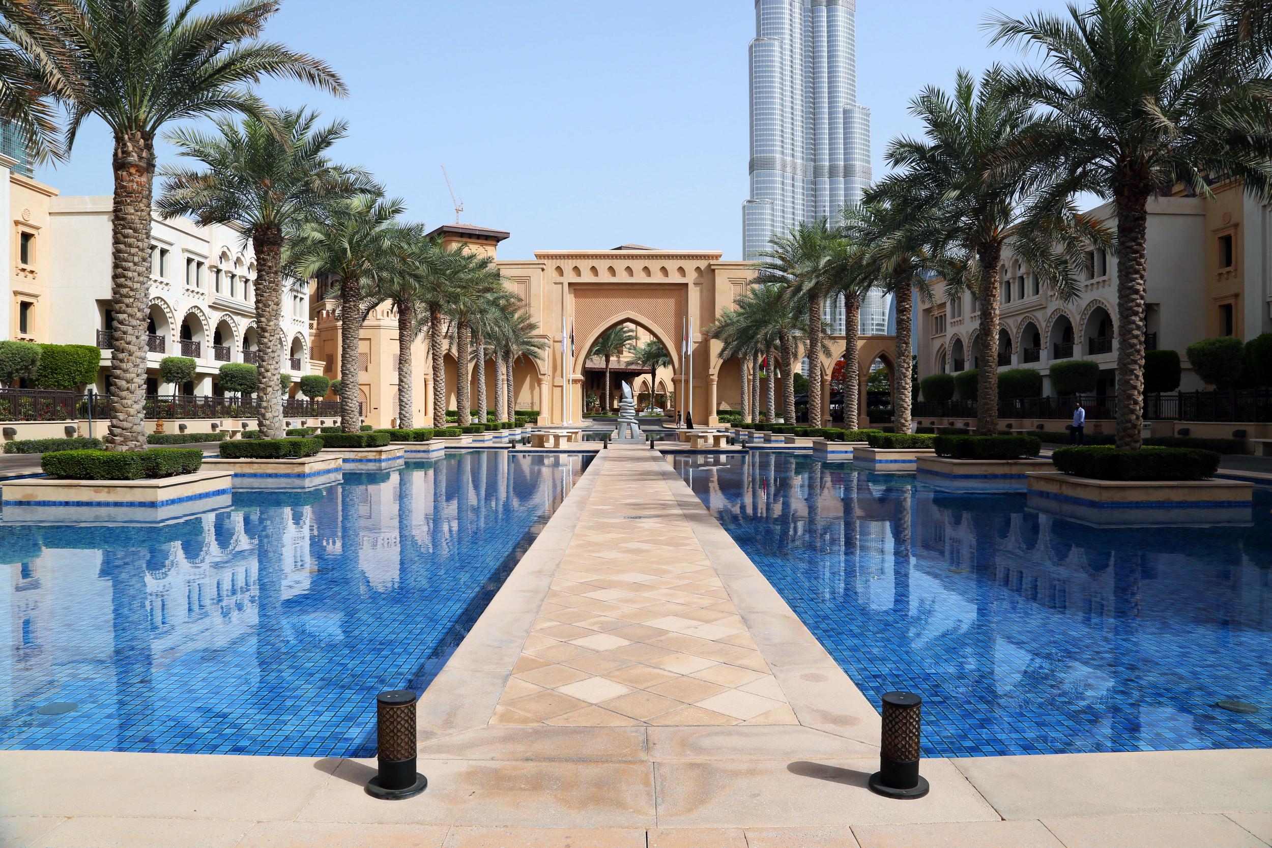 Suk Al Bahar - Dubai, UAE