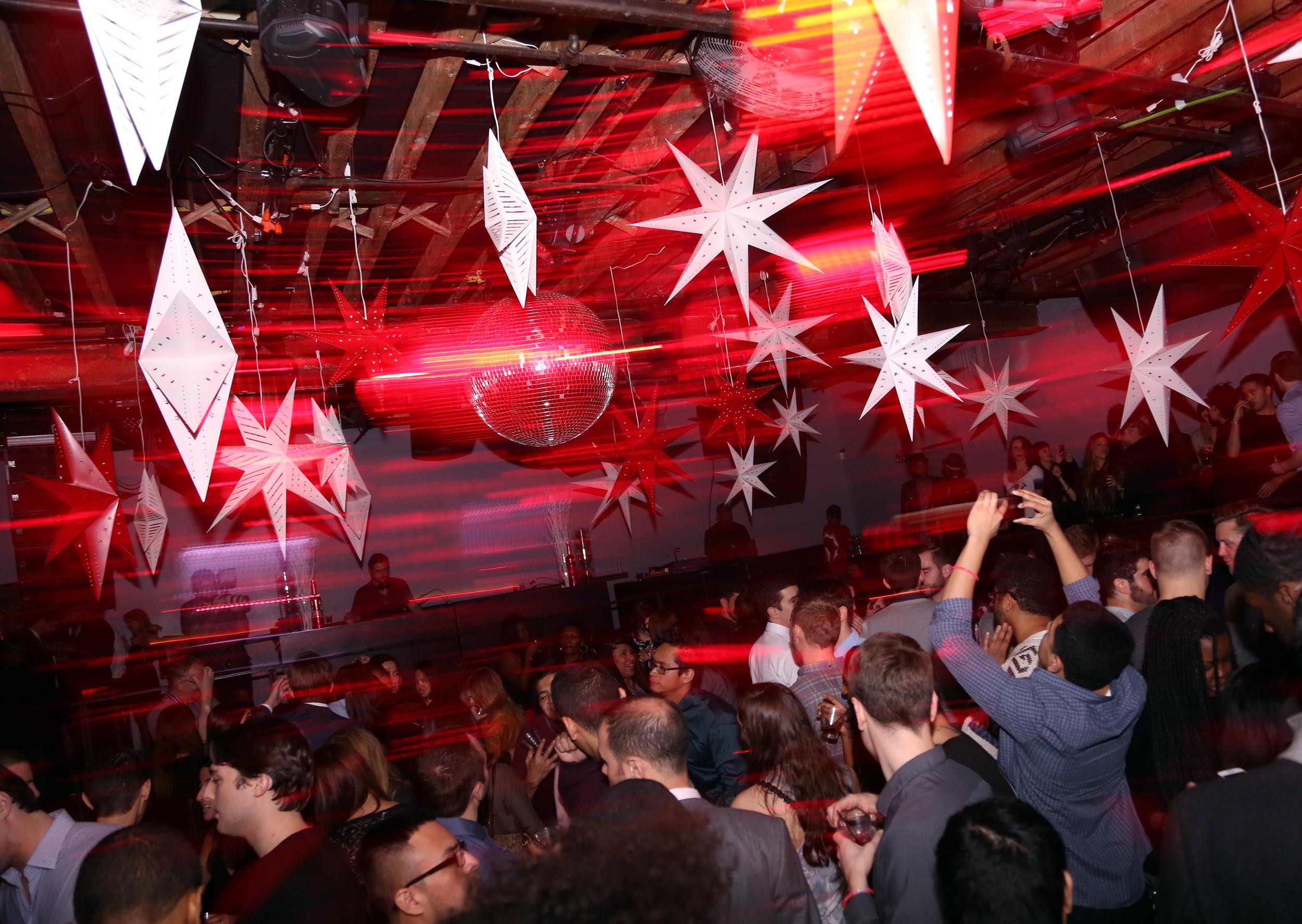 Belvedere Red Party - Verboten, Brooklyn