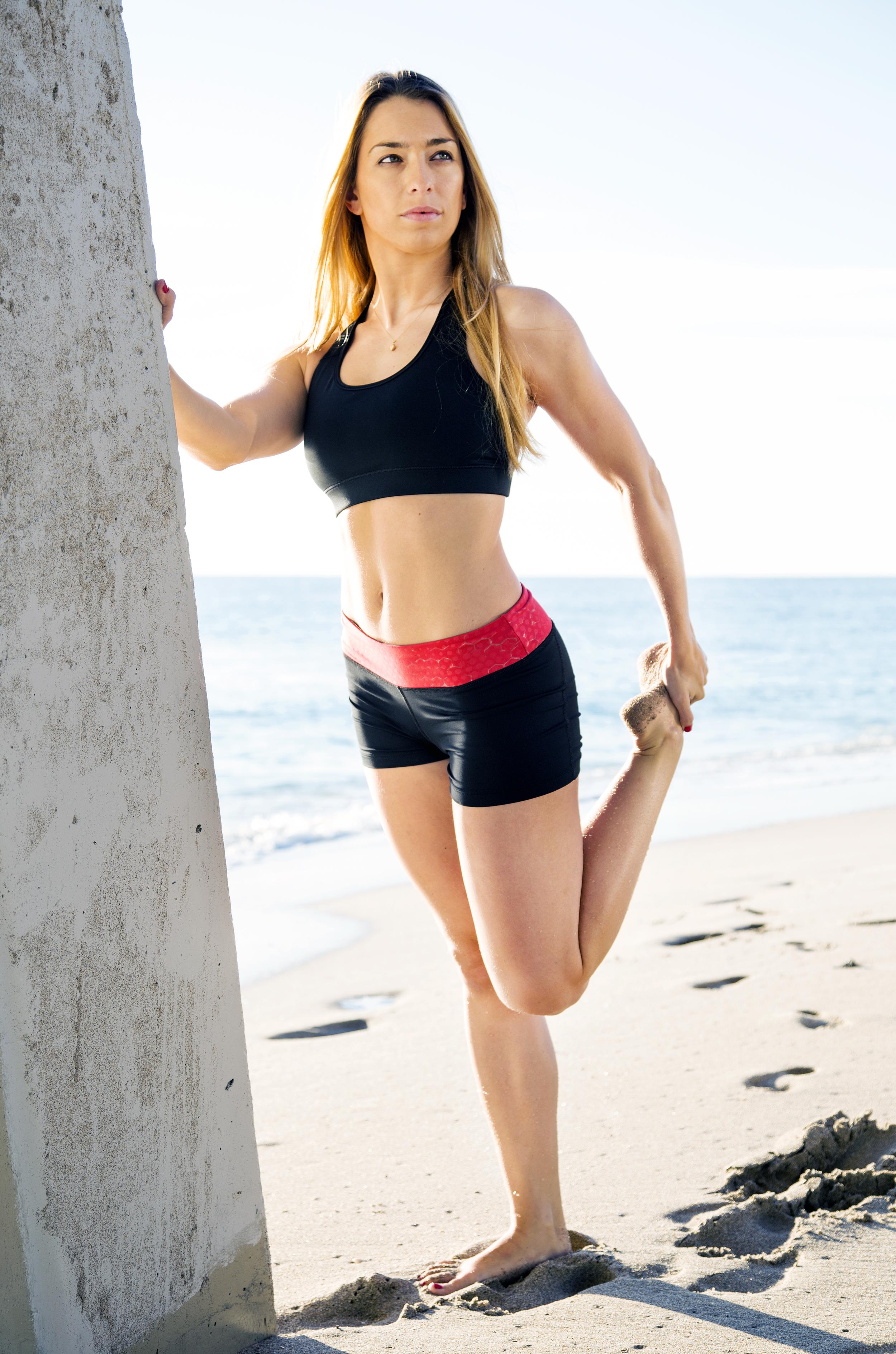 Delia - Fitness Shoot / IIN
