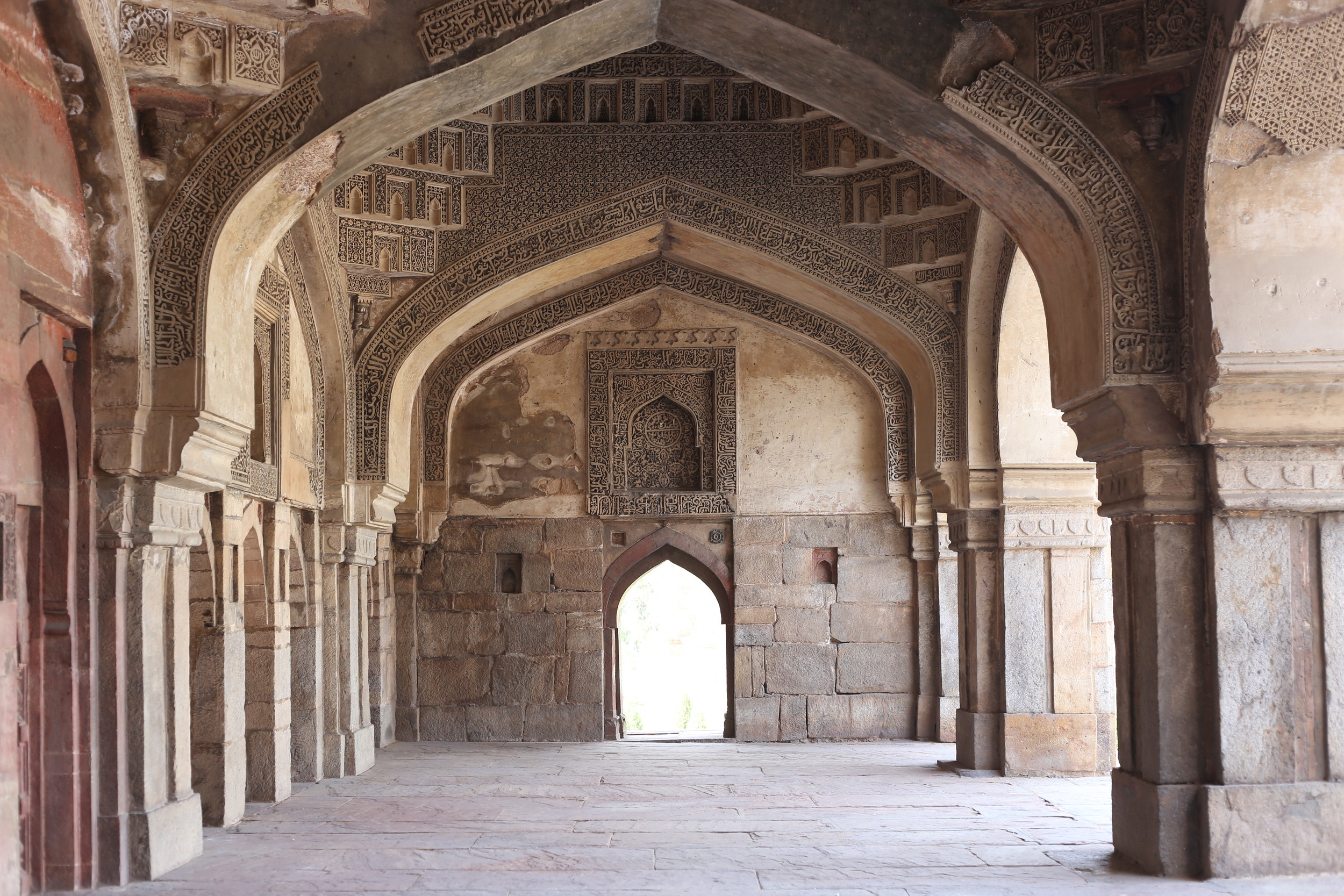Lodhi Gardens Architecture - New Delhi, India