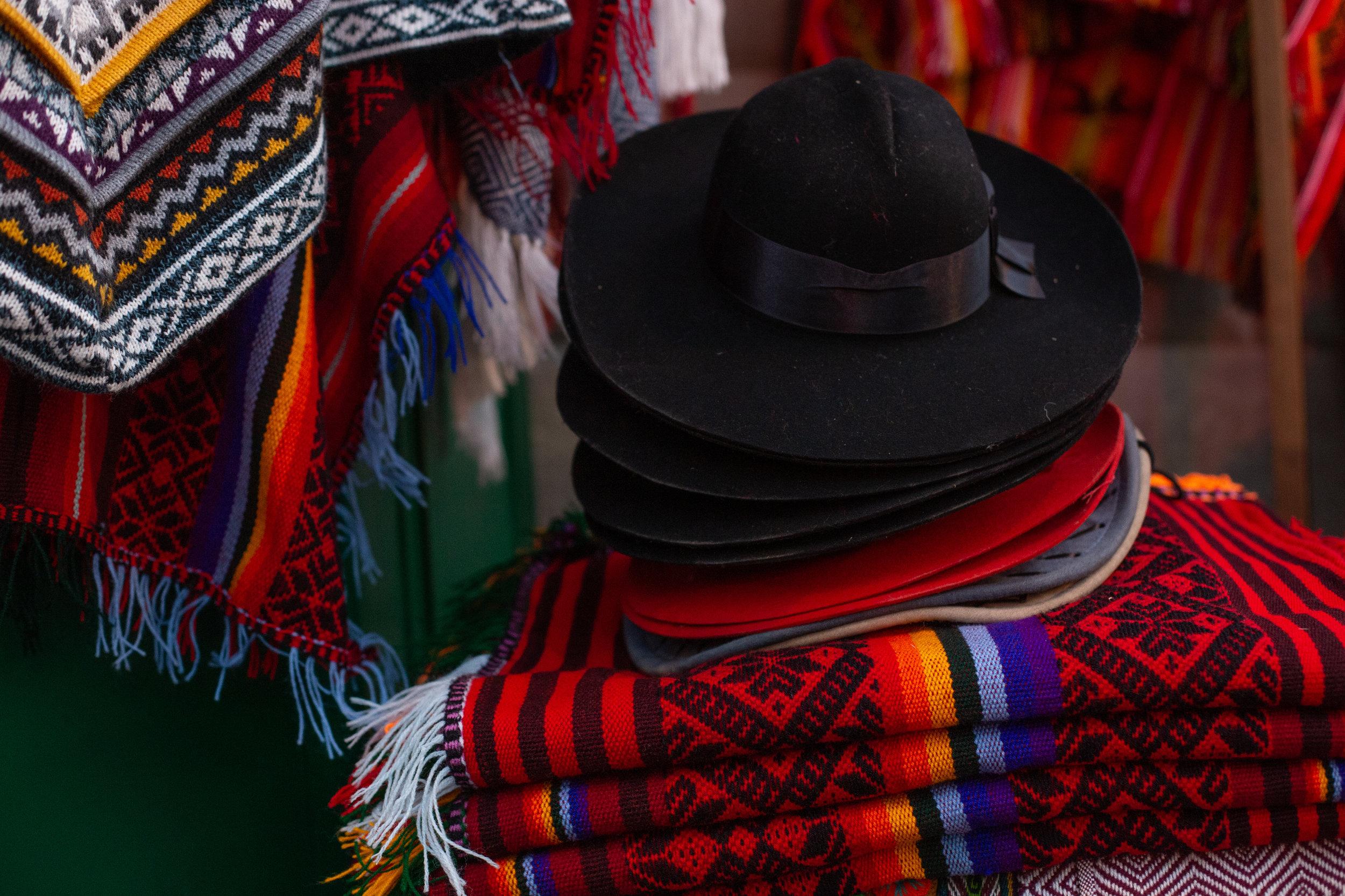 Clothing Market - Cusco
