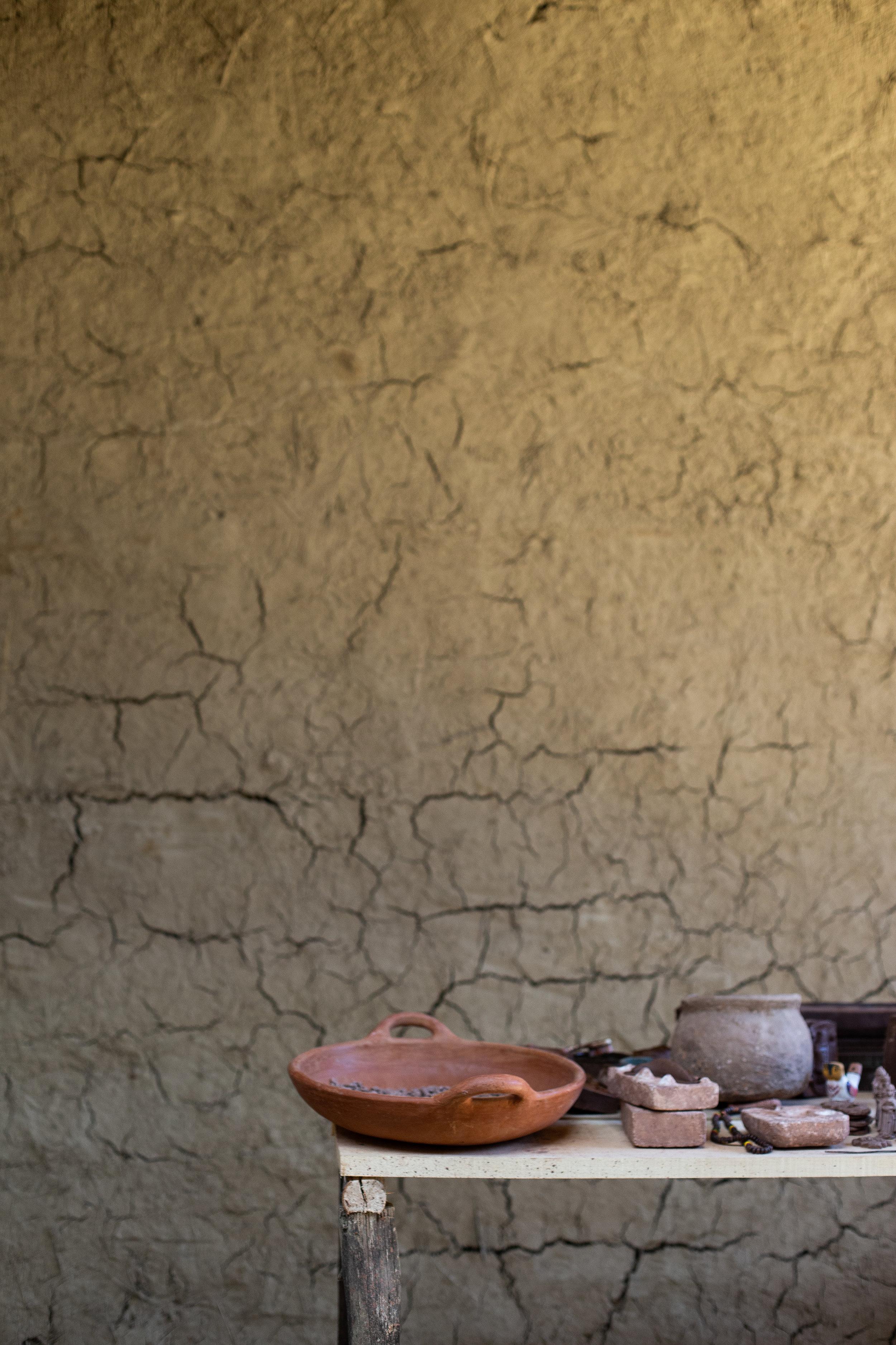 Pottery making - Ollantaytambo, Cusco Region