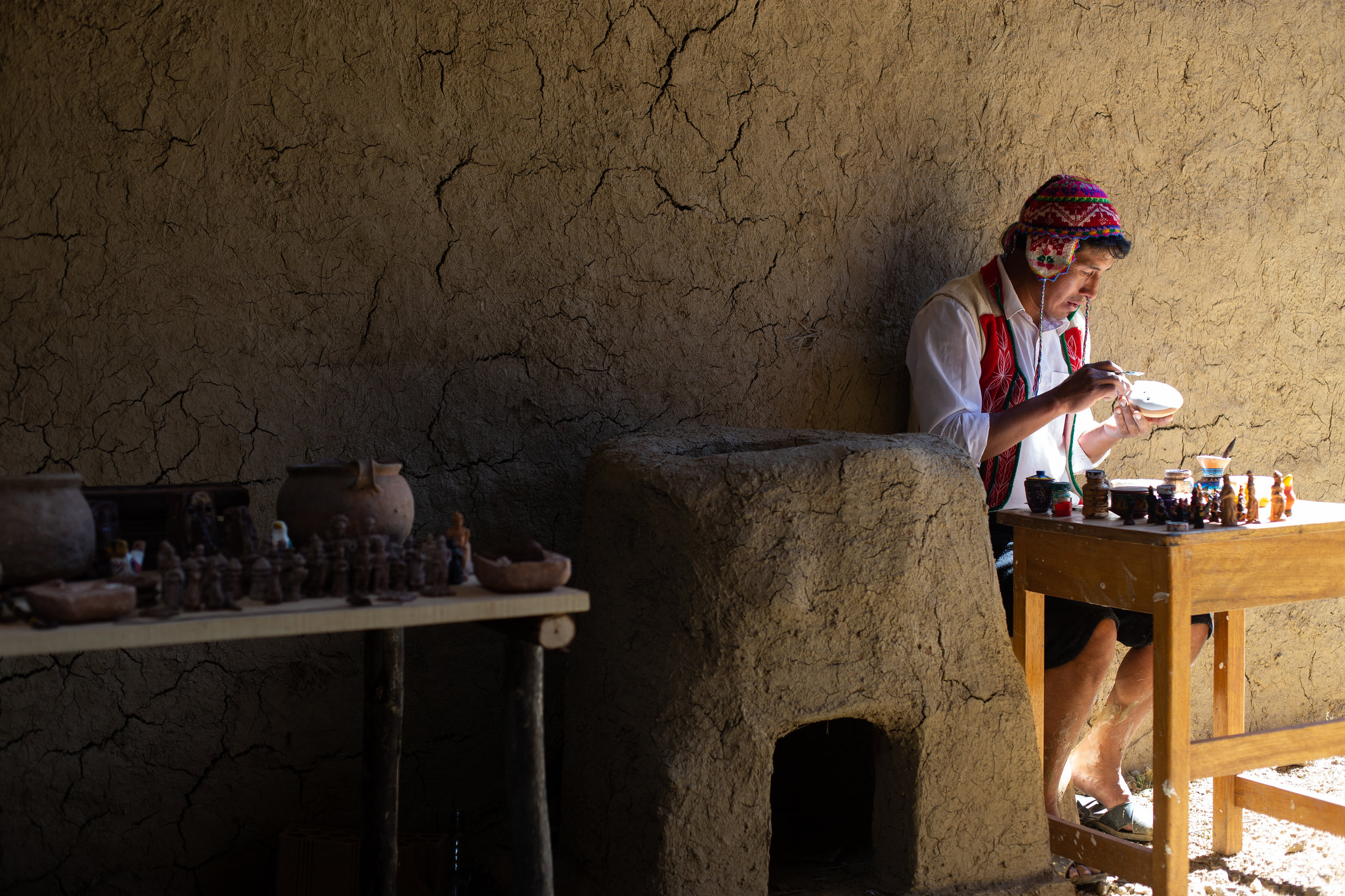 Crafts - Ollantaytambo, Cusco Region