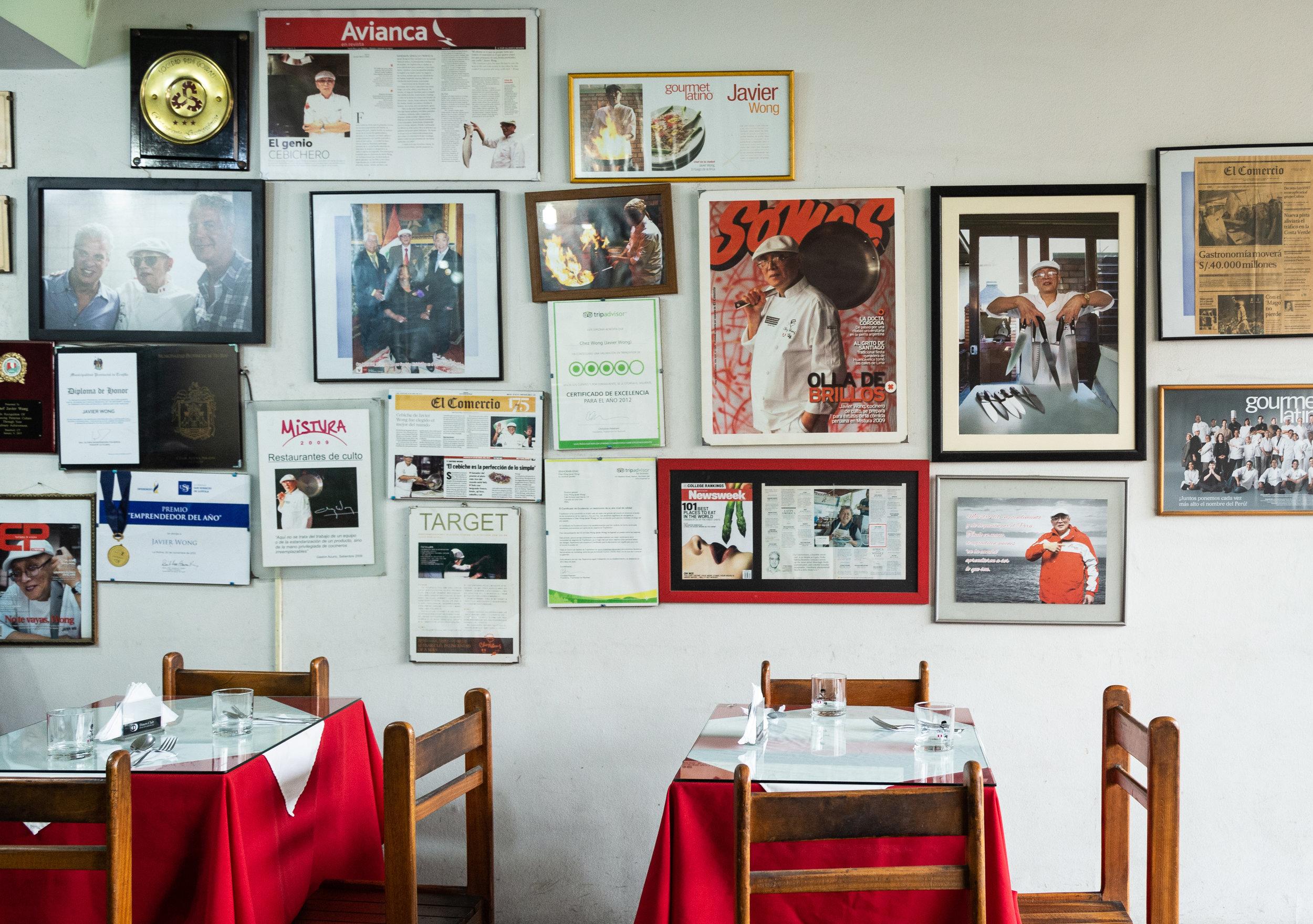 Chez Wong - Lima