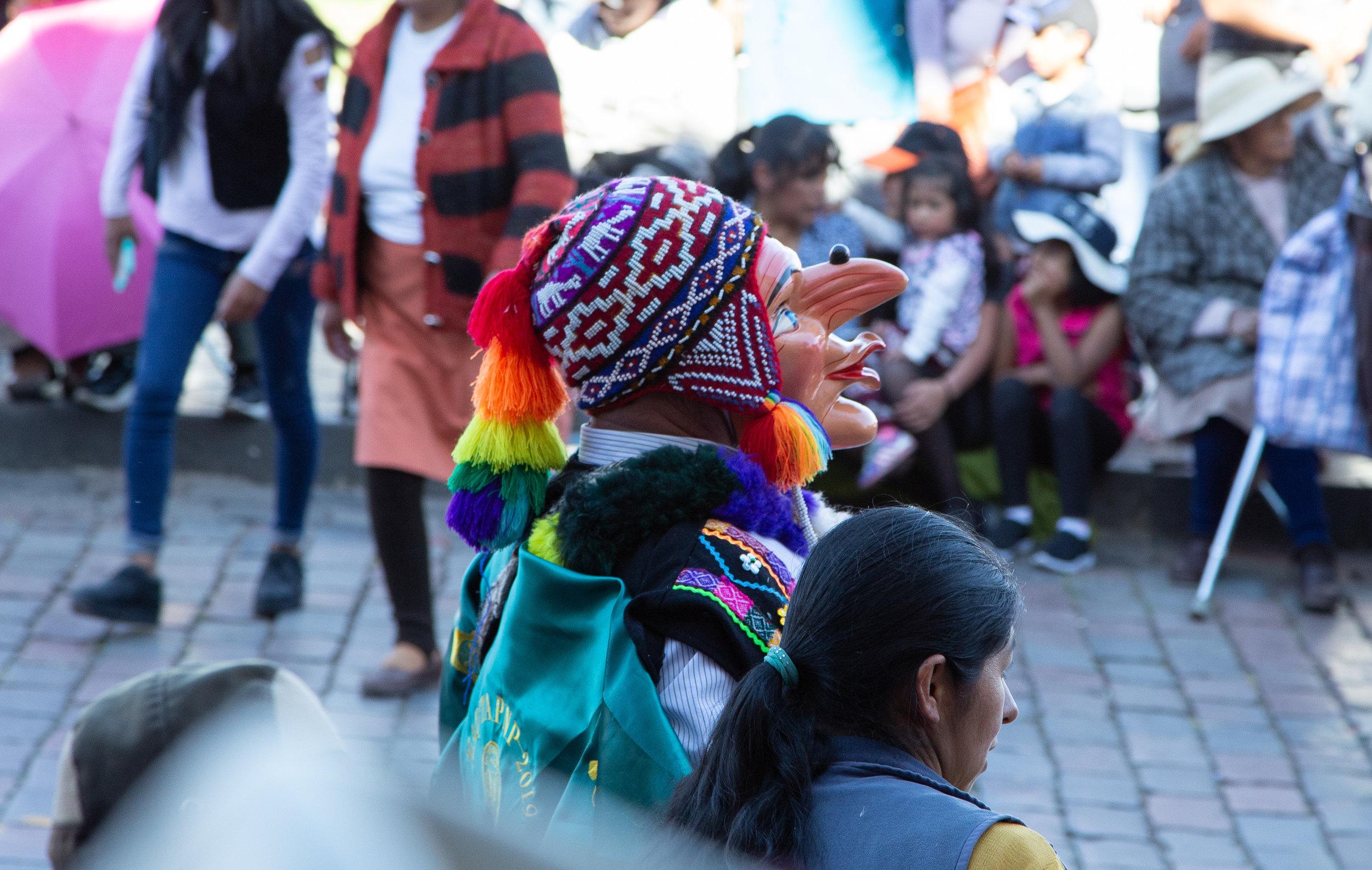 Parade - Cusco