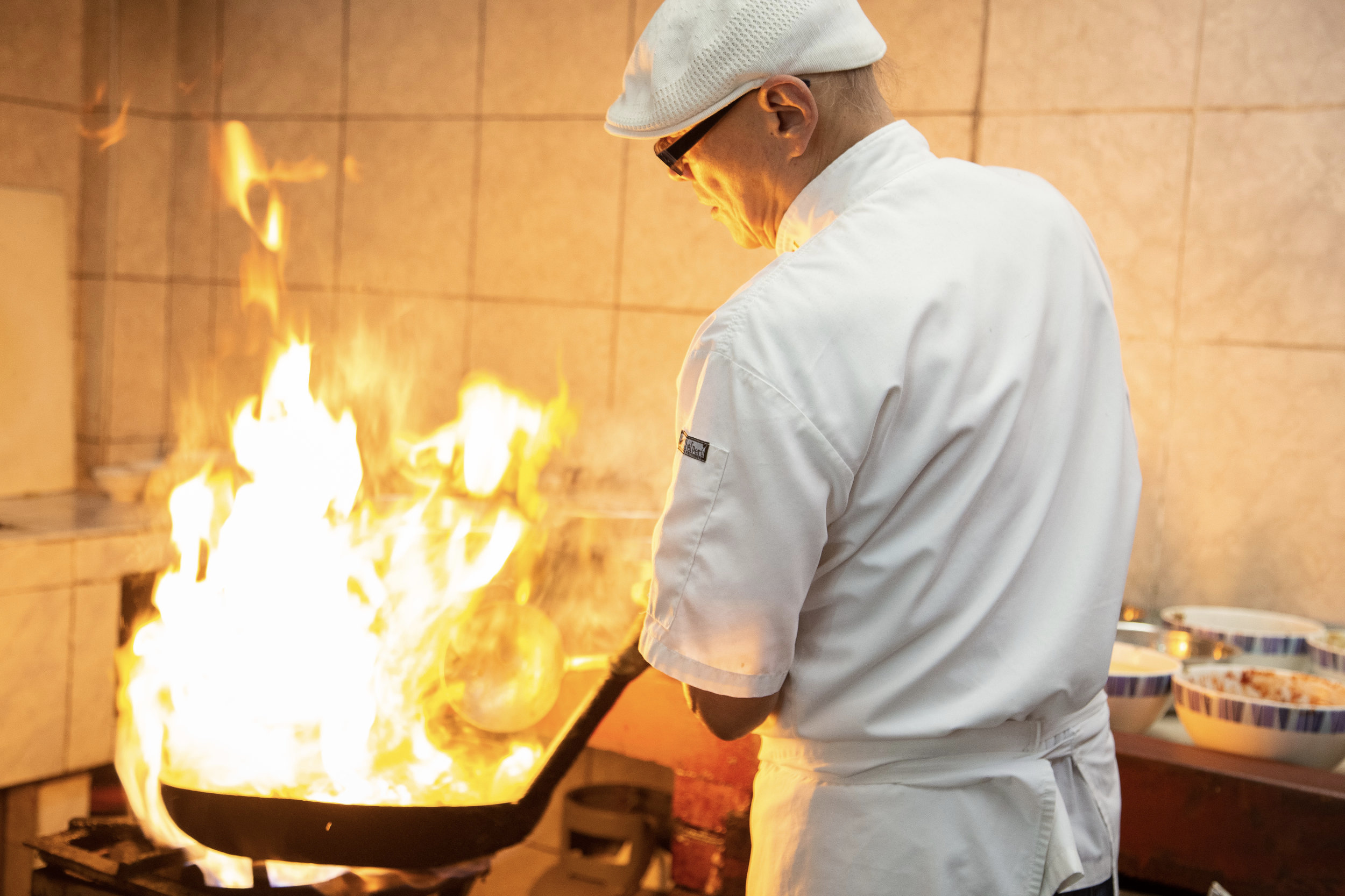 Chef Javier Wong - Lima