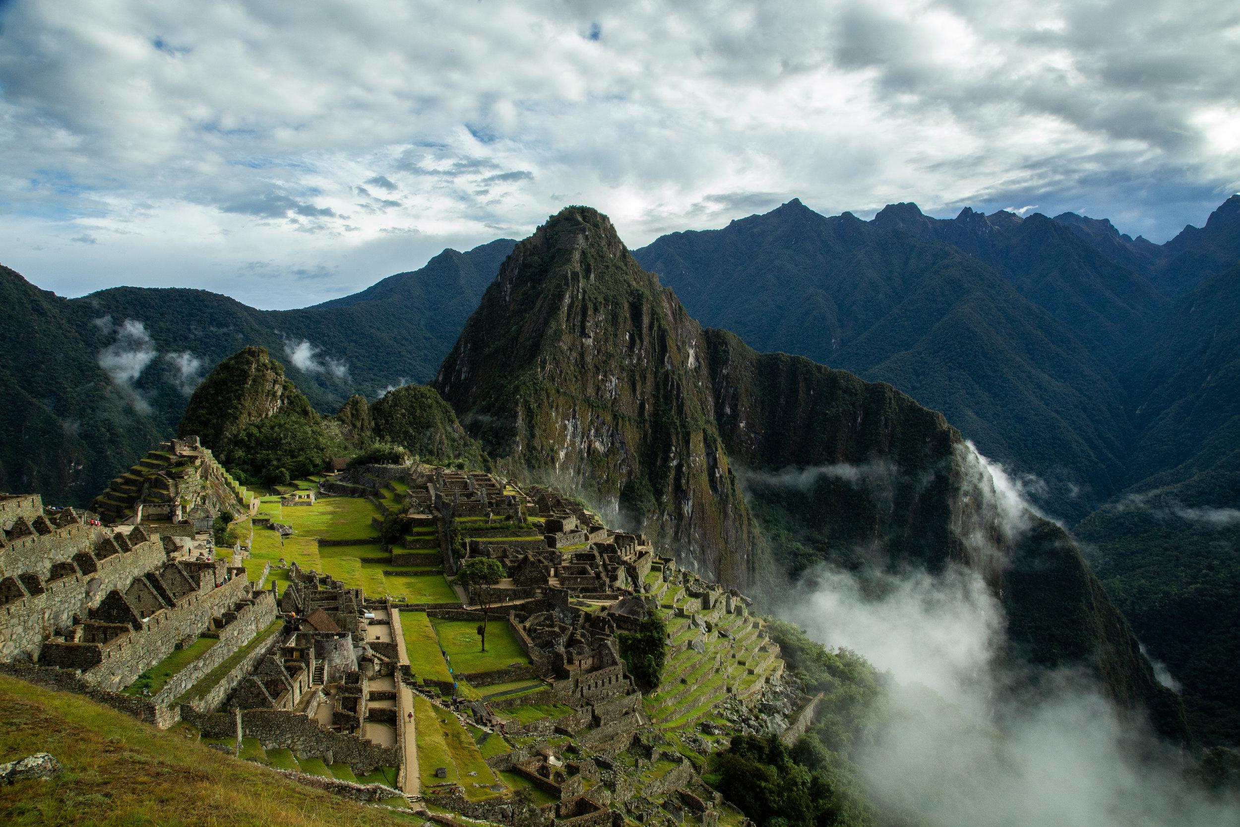 Machu Picchu - Cusco Region