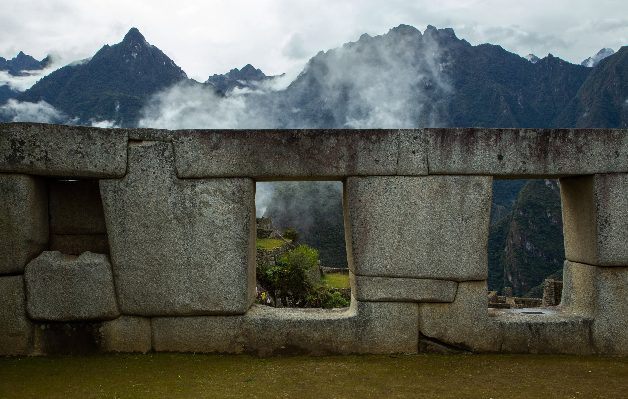 Ruins - Machu Picchu, Cusco Region
