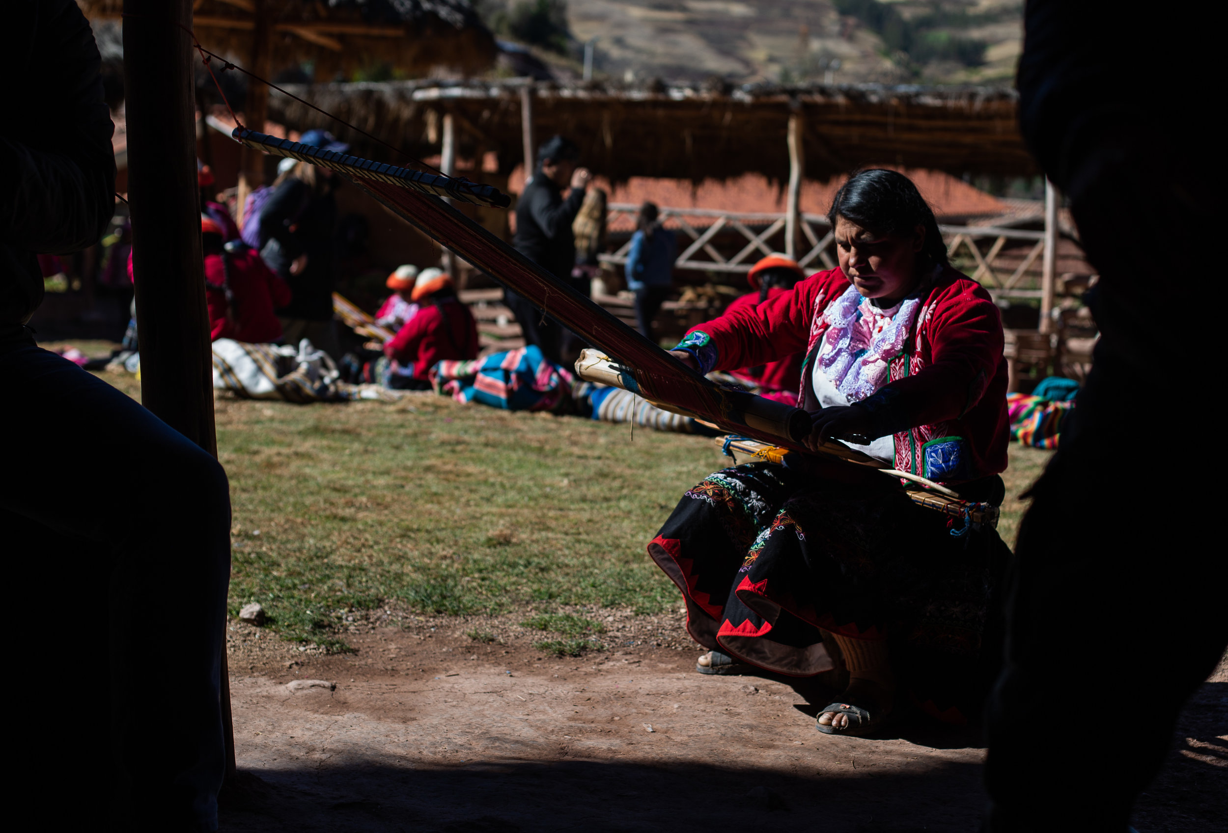 Shadow Portraits - Cusco