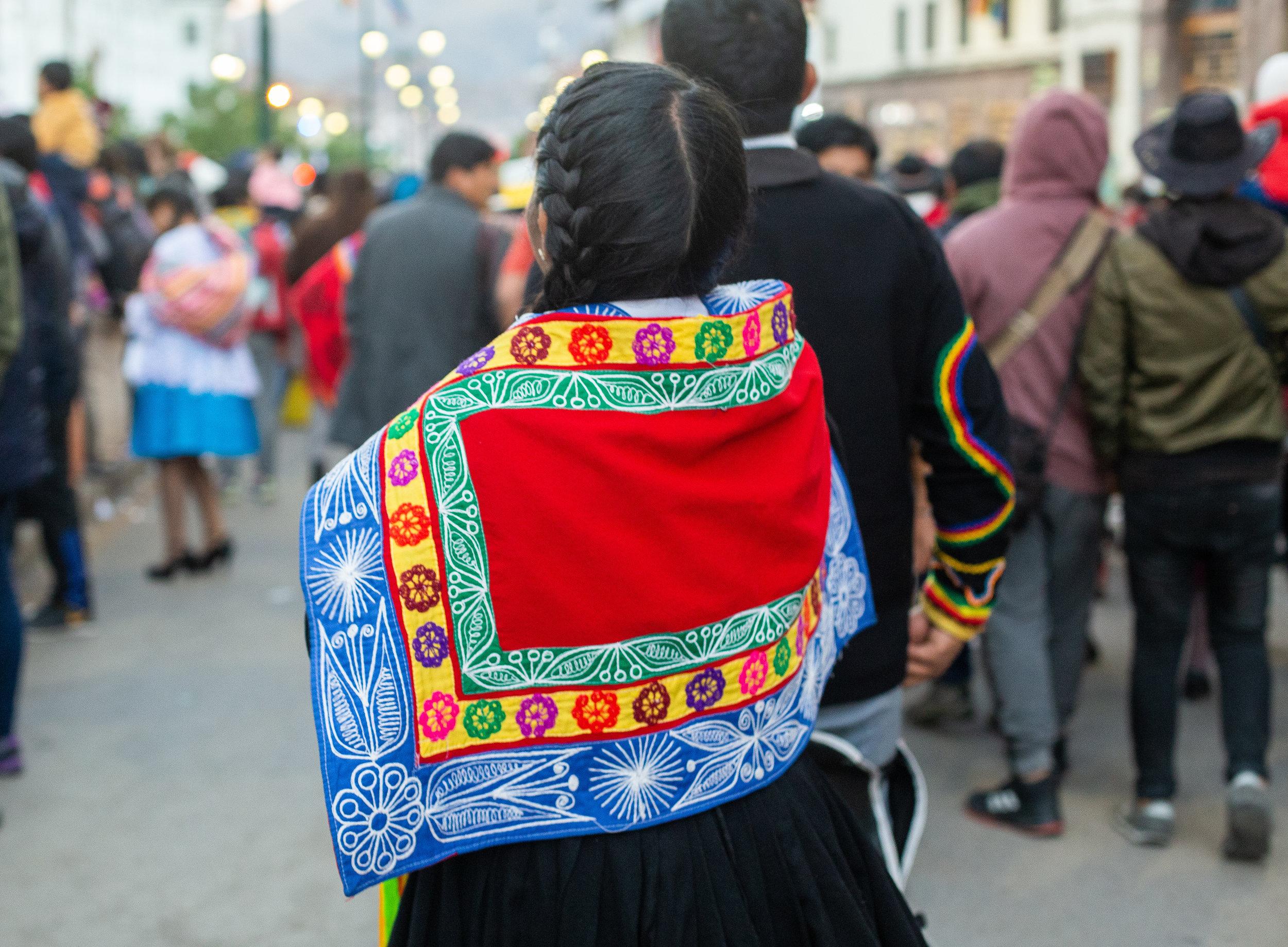 Golden Hour - Cusco