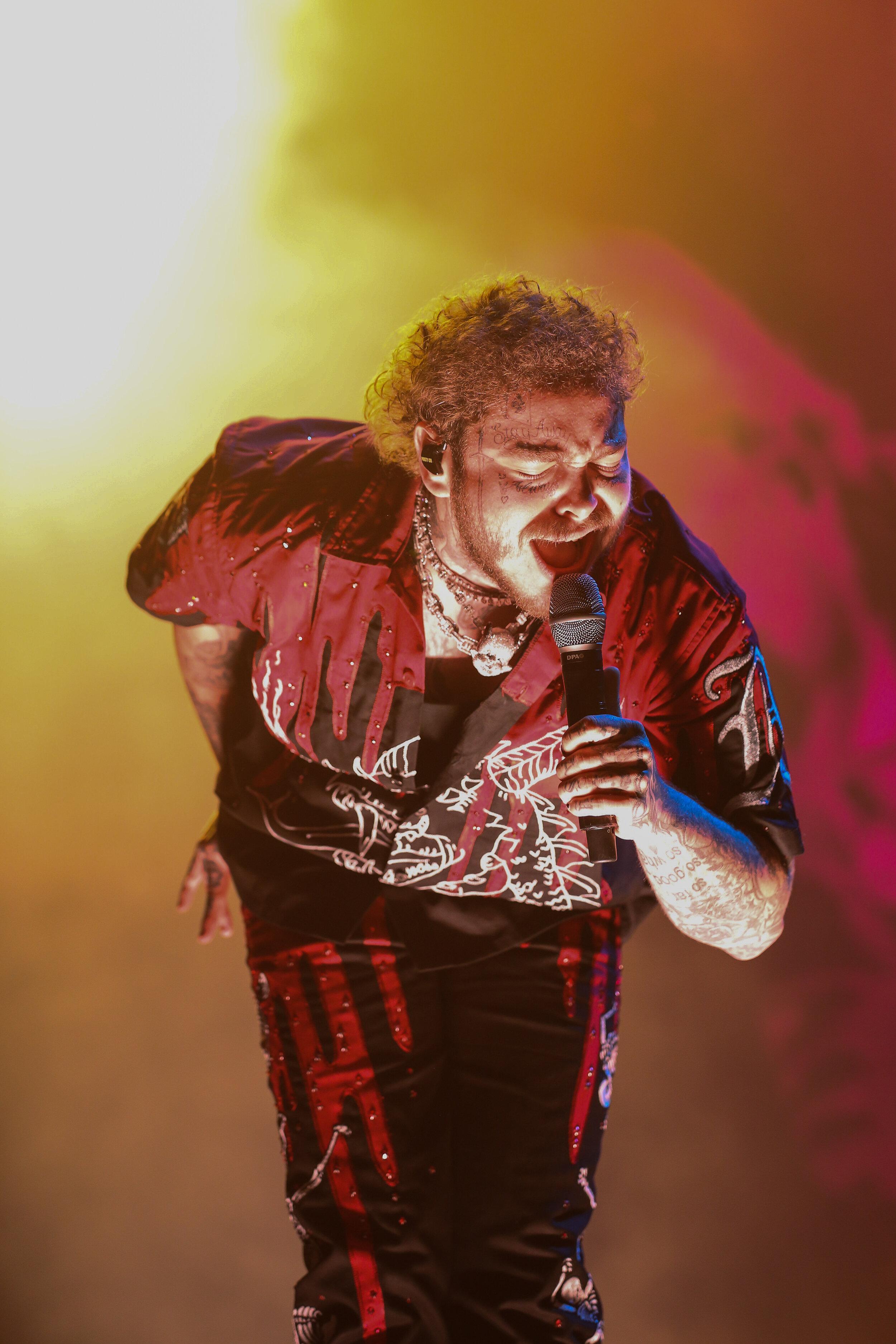 Post Malone - Runaway Tour - Madison Square Garden