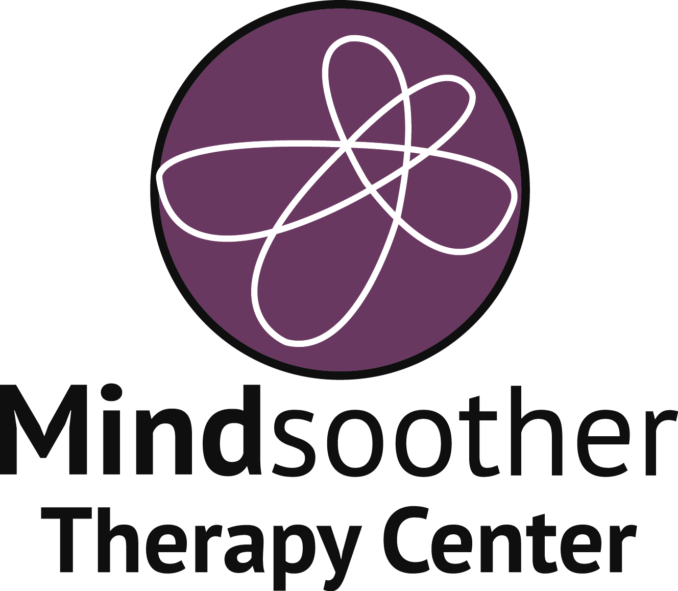 Mindsoother logo after refresh