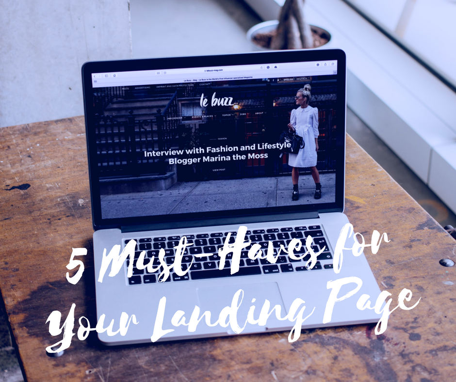 5 Must-Haves for Your Landing Page.png