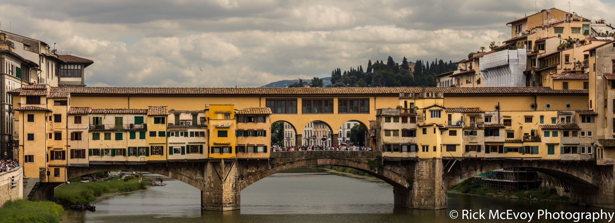 Ponte Vecchio - cropped image