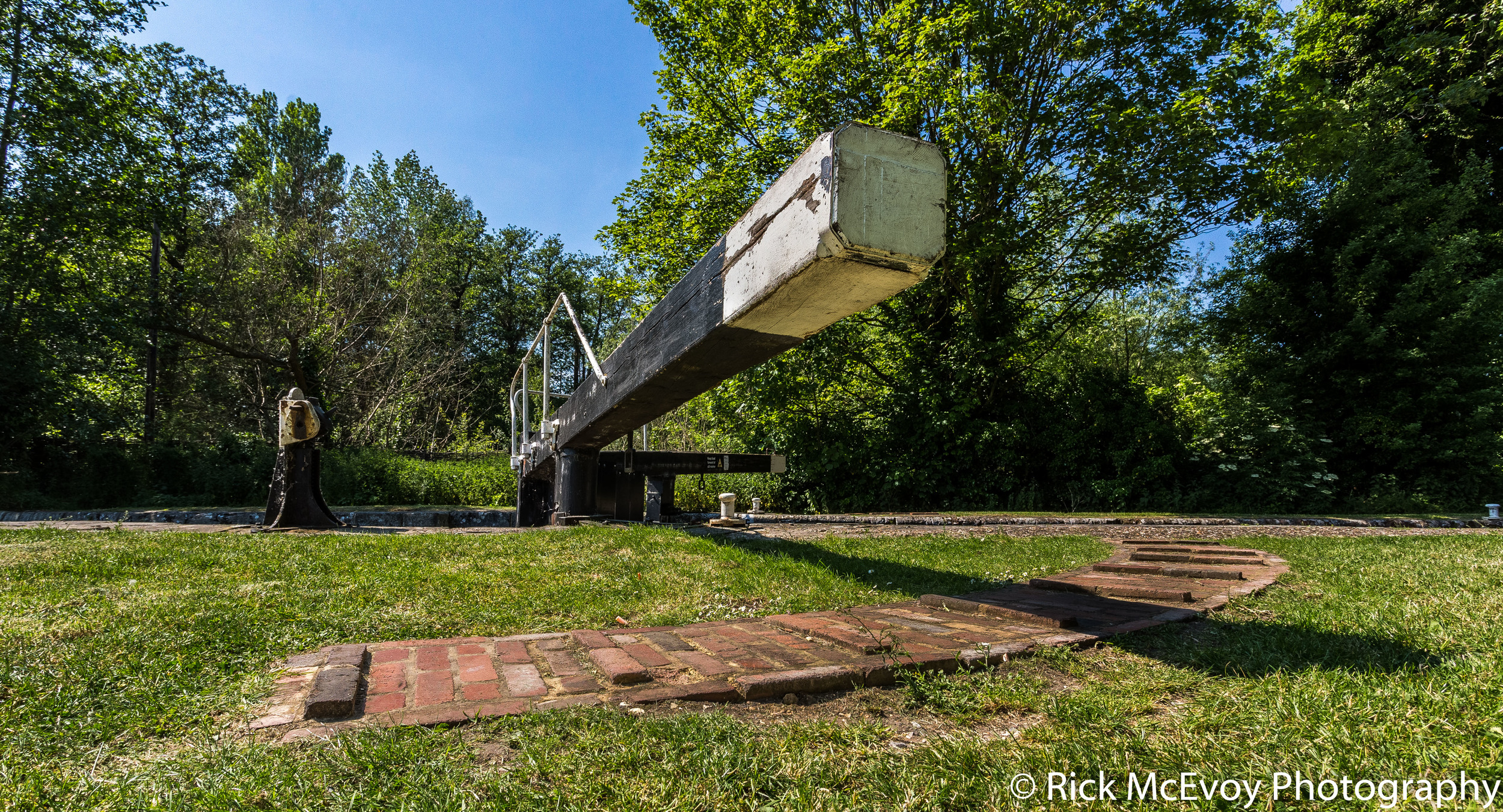Canal Lock - Rick McEvoy Photography - June 2015