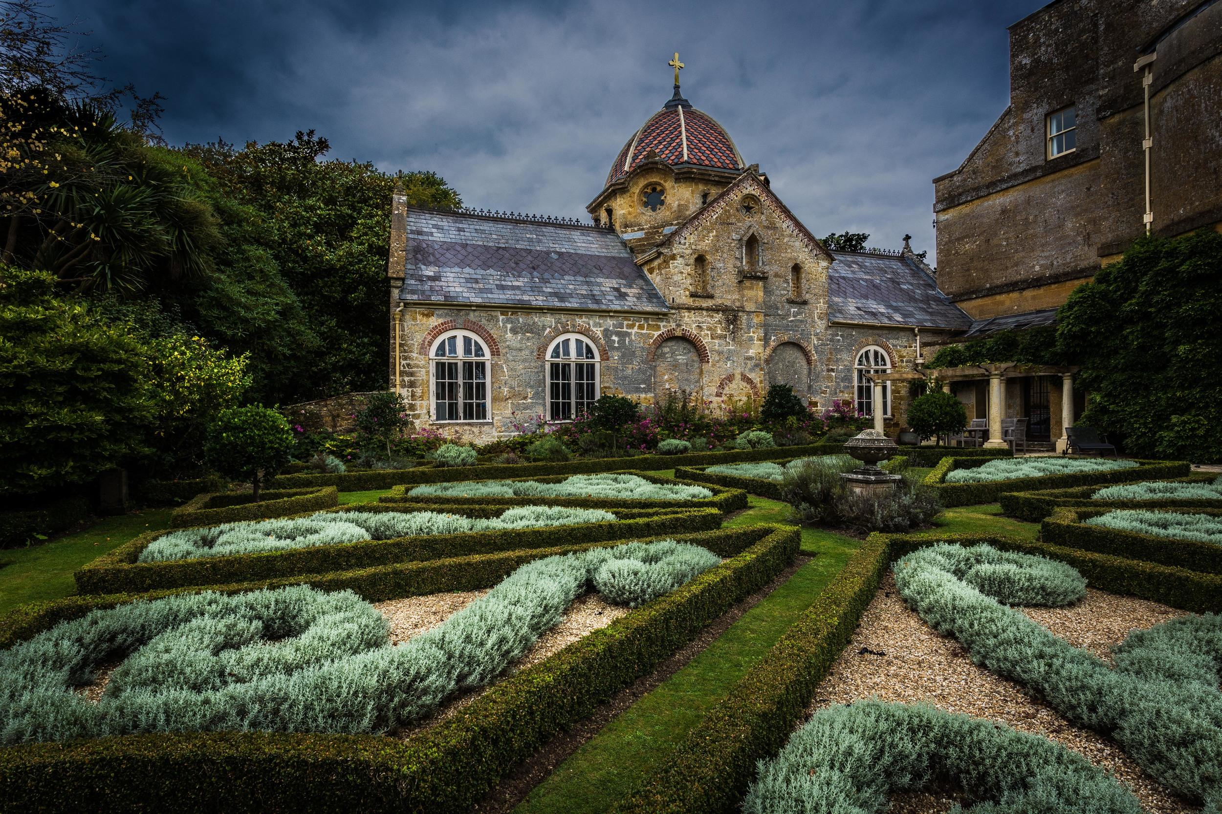 Chideock Church, DOrset, by Rick McEvoy Architecture Photographer