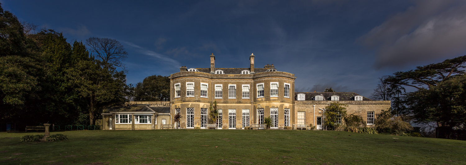 Upton Country House, Poole, Dorset