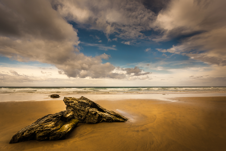 Watergate Bay Beach by Rick McEvoy, Cornwall Photographer