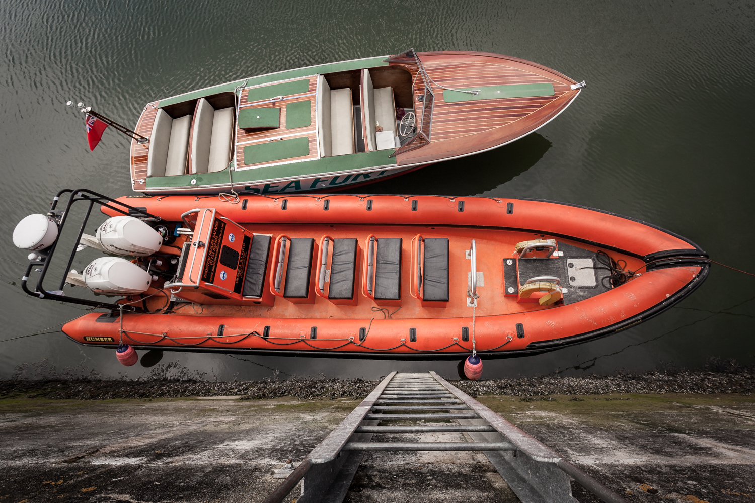 Boats, Padstow, by Rick McEvoy Cornwall photographer