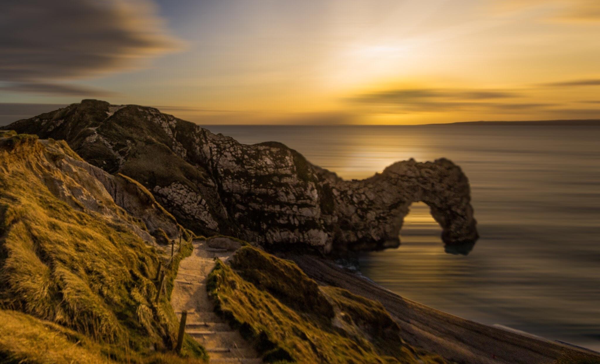 Durdle Door by Dorset Photographer Rick McEvoy