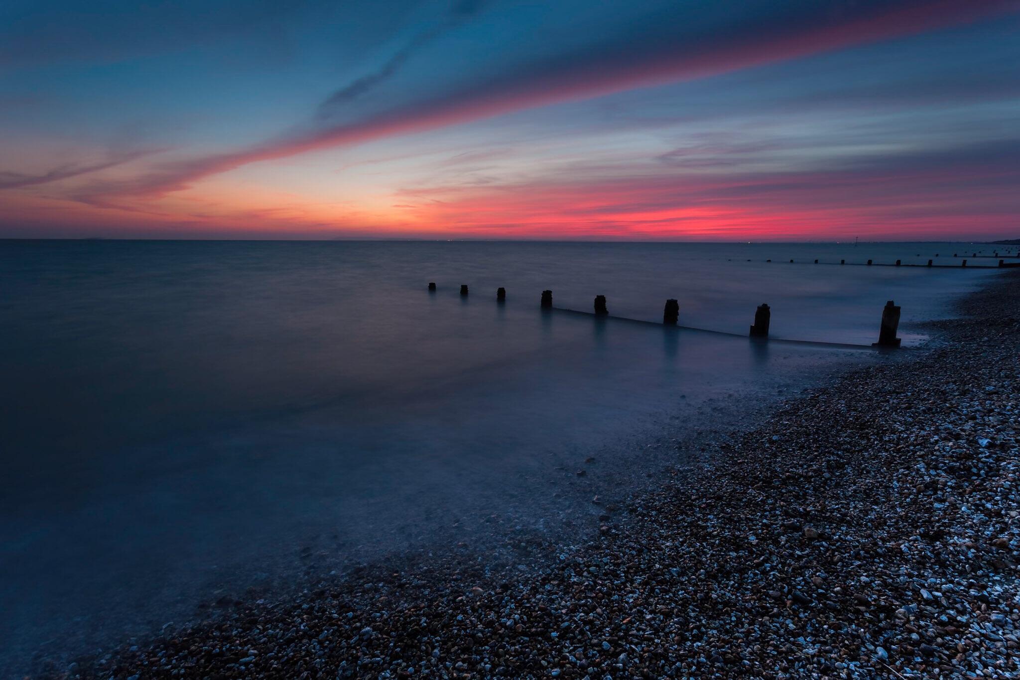Bracklesham Bay by Rick McEvoy Hampshire Photographer