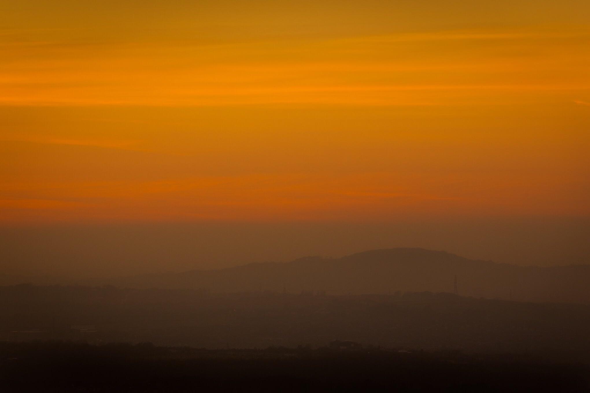 Sunset, England, by Rick McEvoy landscape photographer