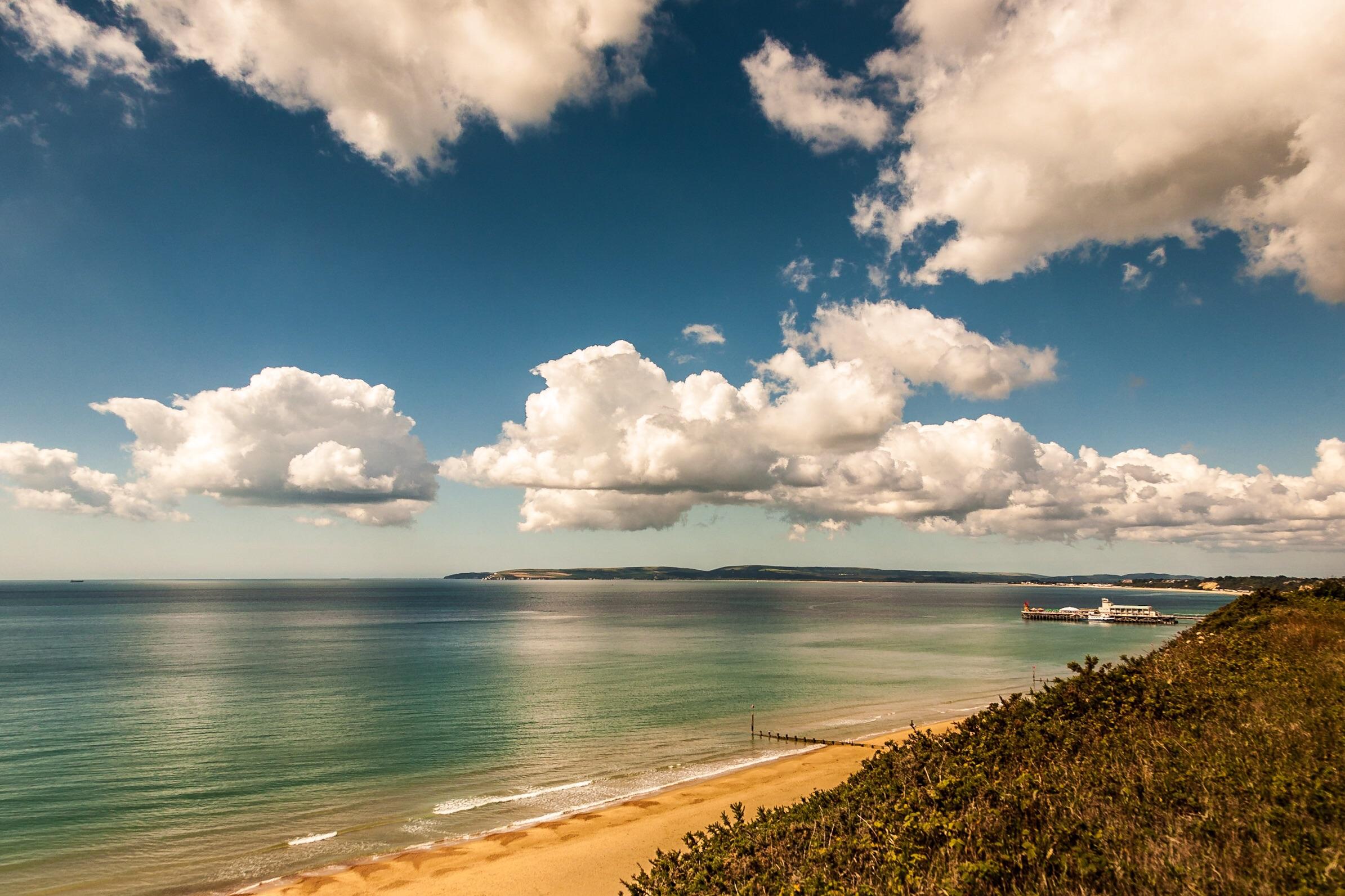 Bournemouth Bay, Dorset