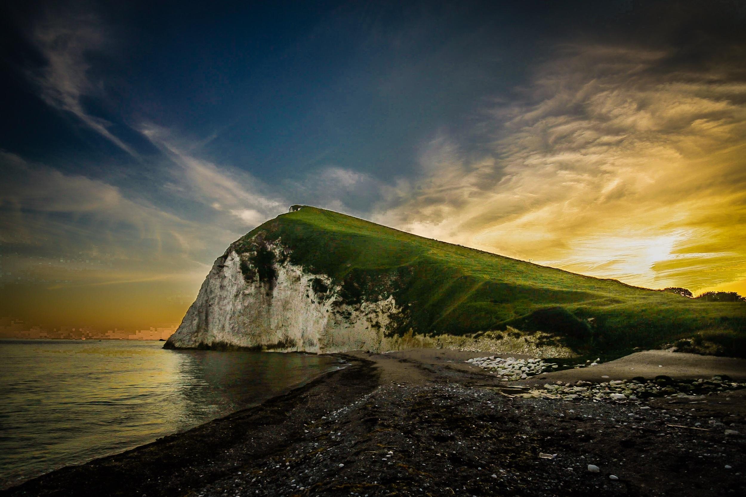 Mupe Bay, Dorset by Rick McEvoy DOrset Photographer