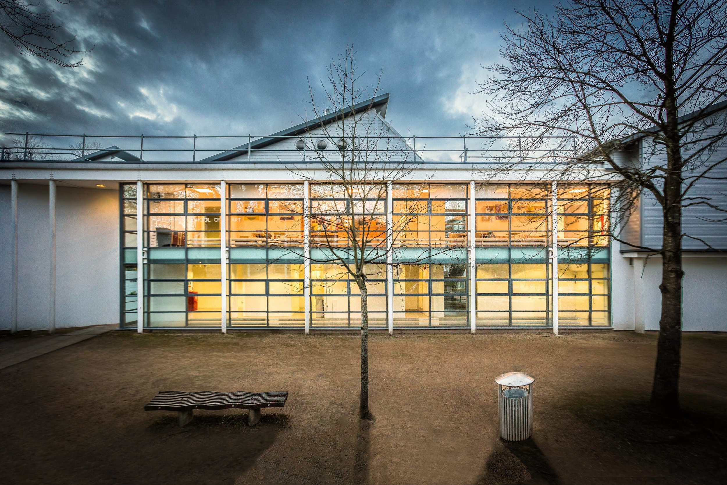 Winchester School of Art, Architectural Photogtaphy of the University of Southampton