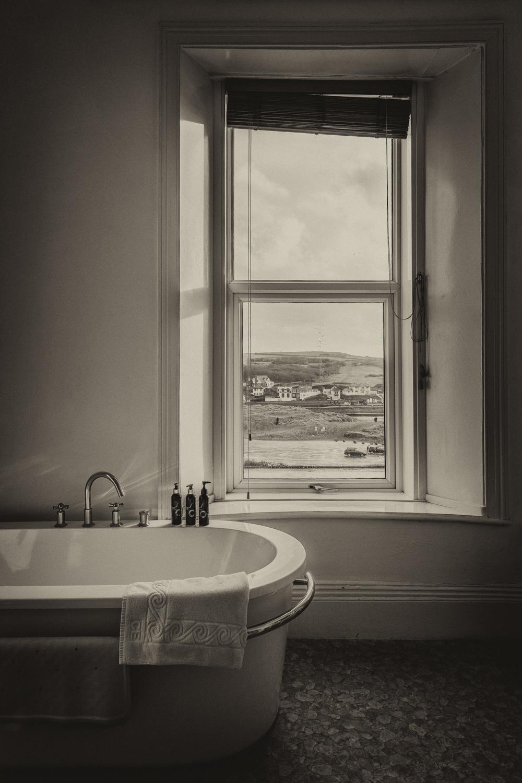 Antique Plate - Interior Photographer in Cornwall Rick McEvoy