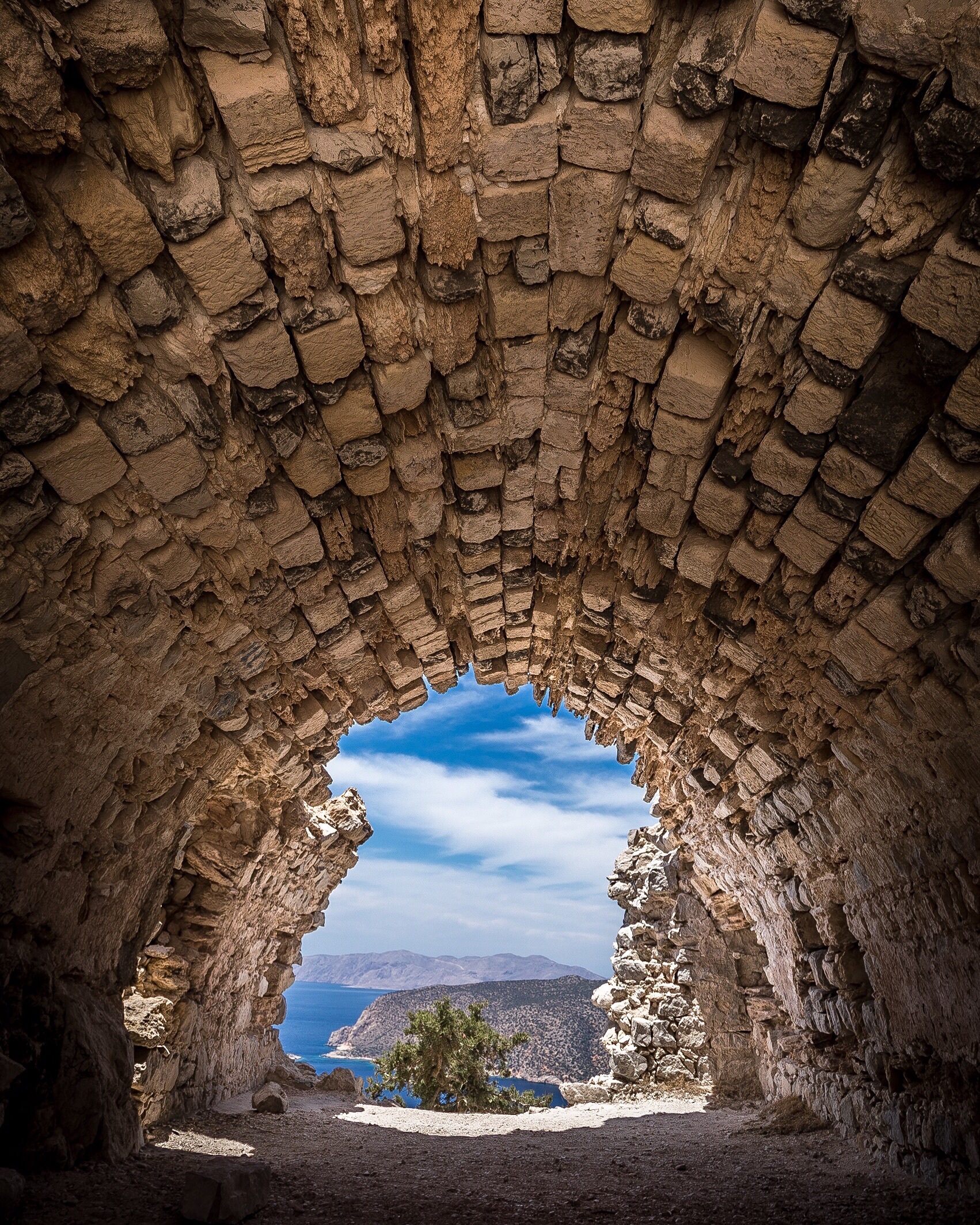 Monolithos, Rhodes, Greece - new travel photography by me