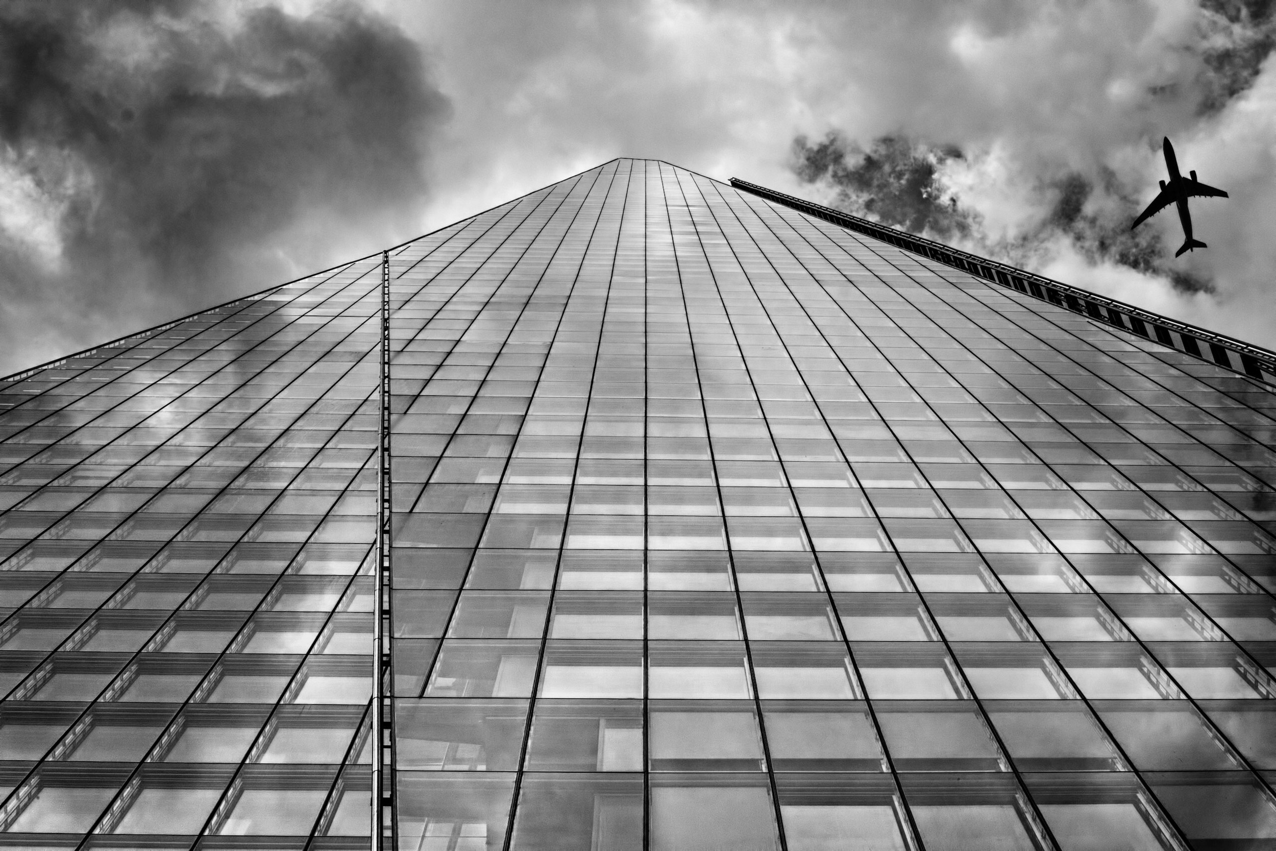The Shard, London by Rick McEvoy architectural photographer