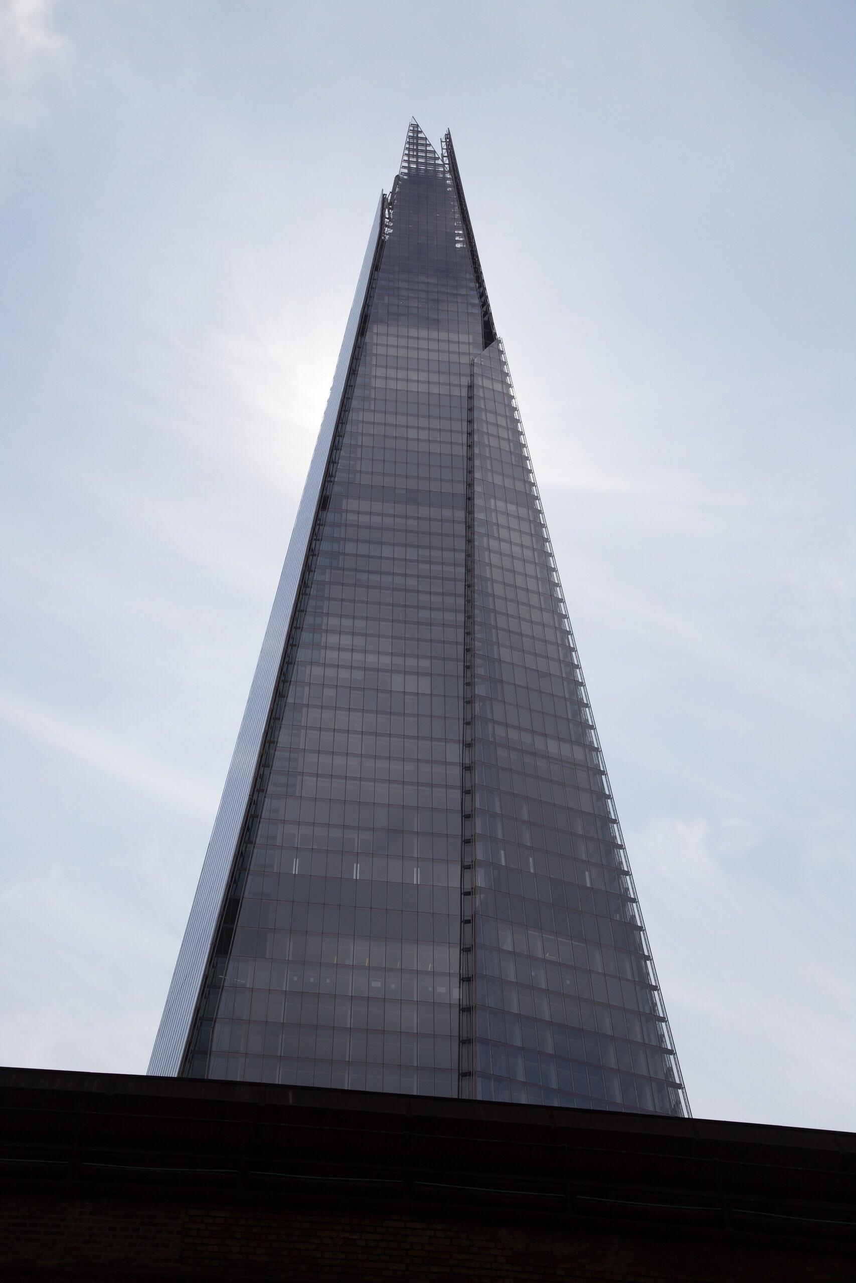 The Shard, London Photography by Rick McEvoy