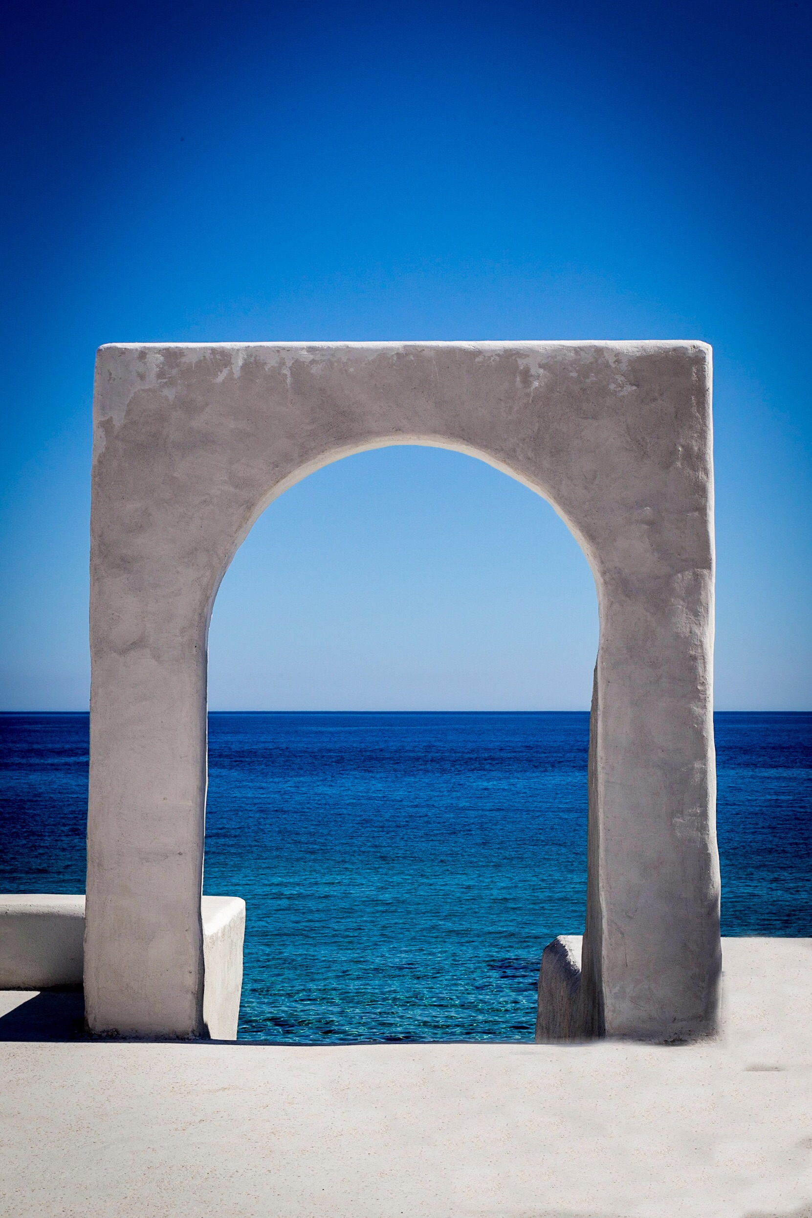 Architecture photography in Greece