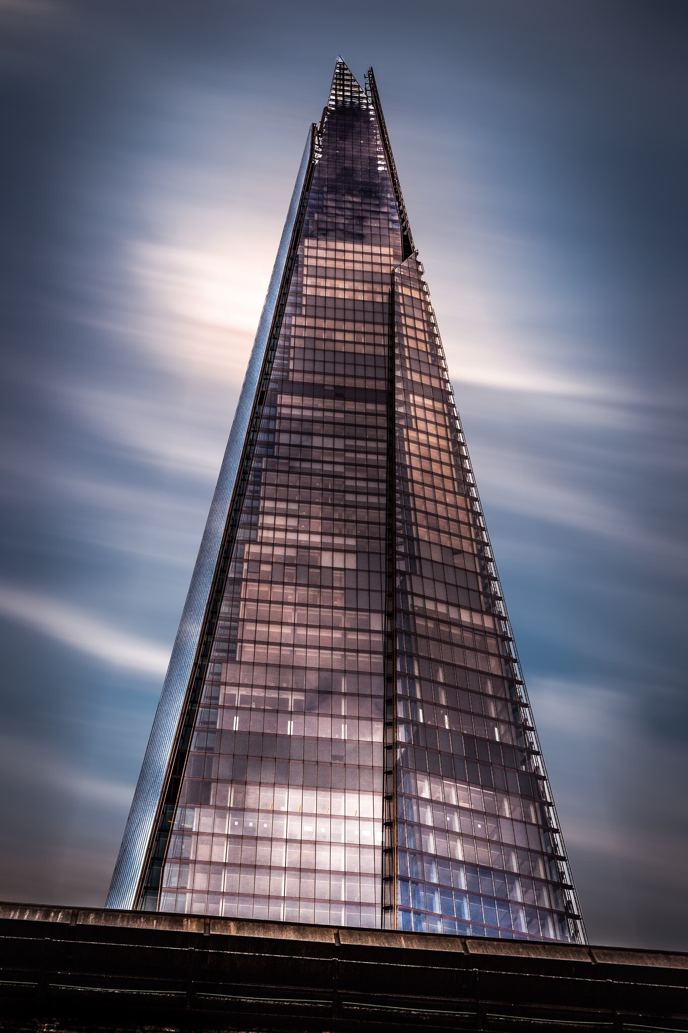 The Shard, London - architecture photography by Rick McEvoy