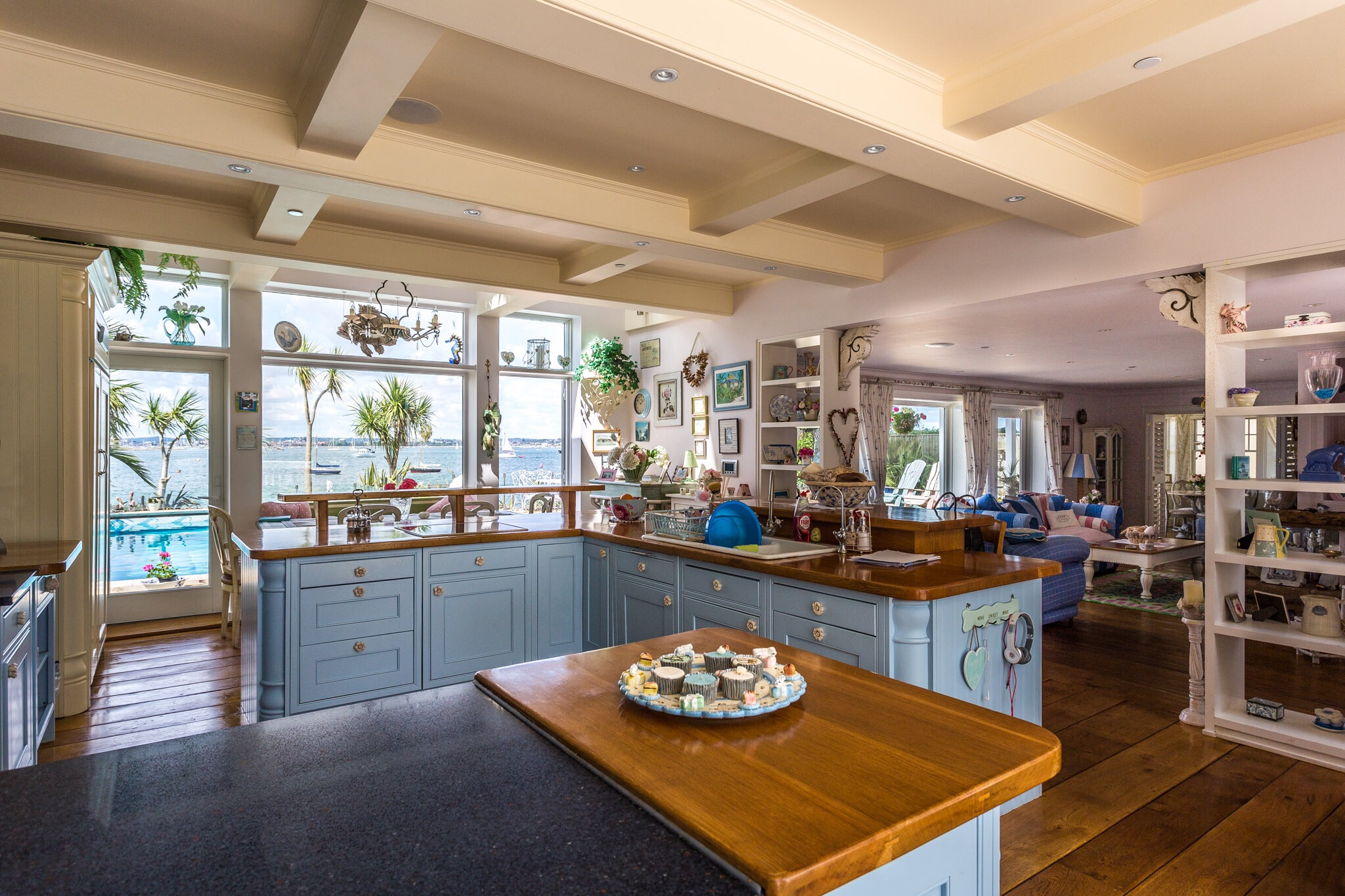 Picture of a Dorset kitchen