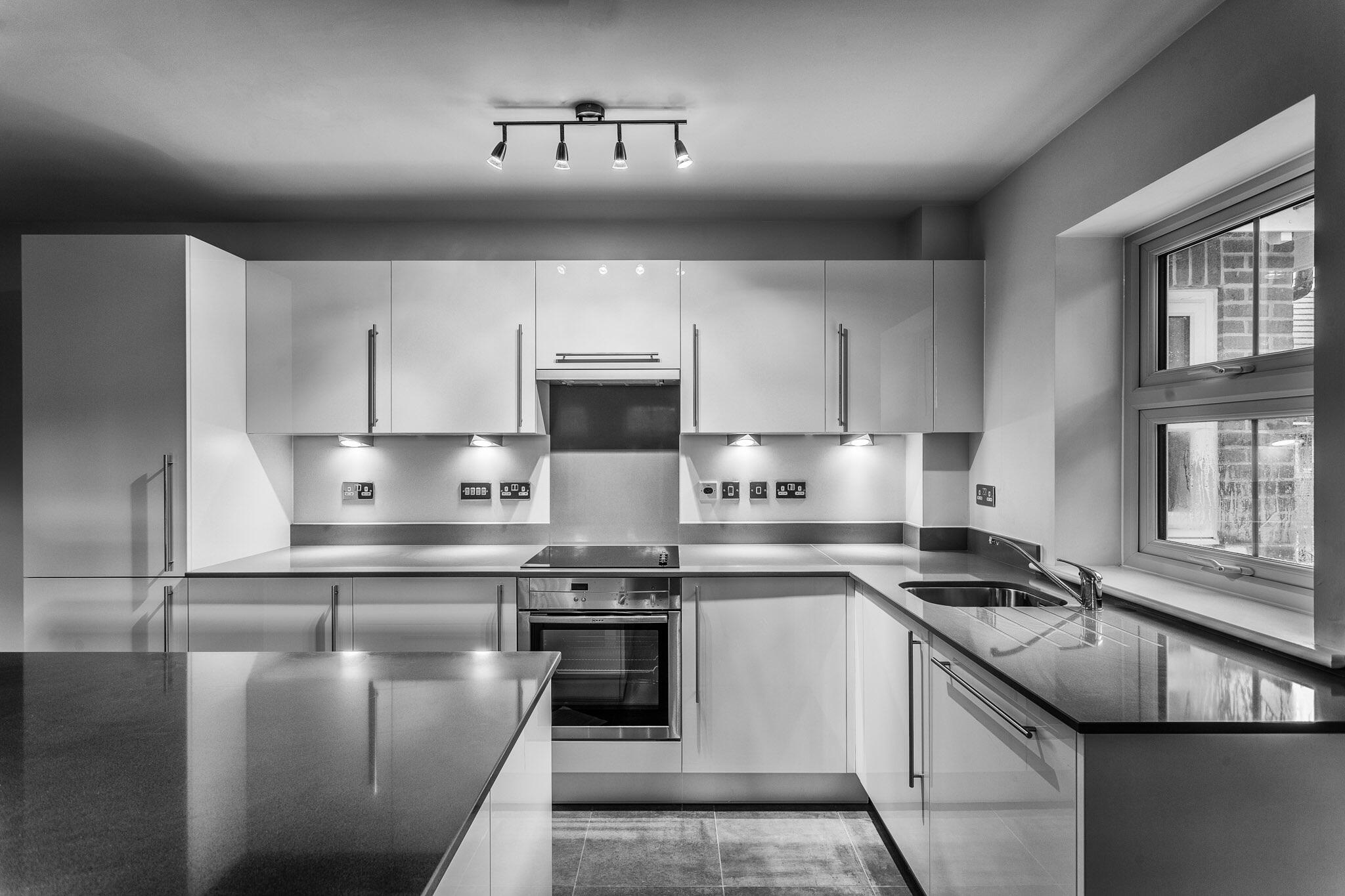 A new kitchen in Southampton