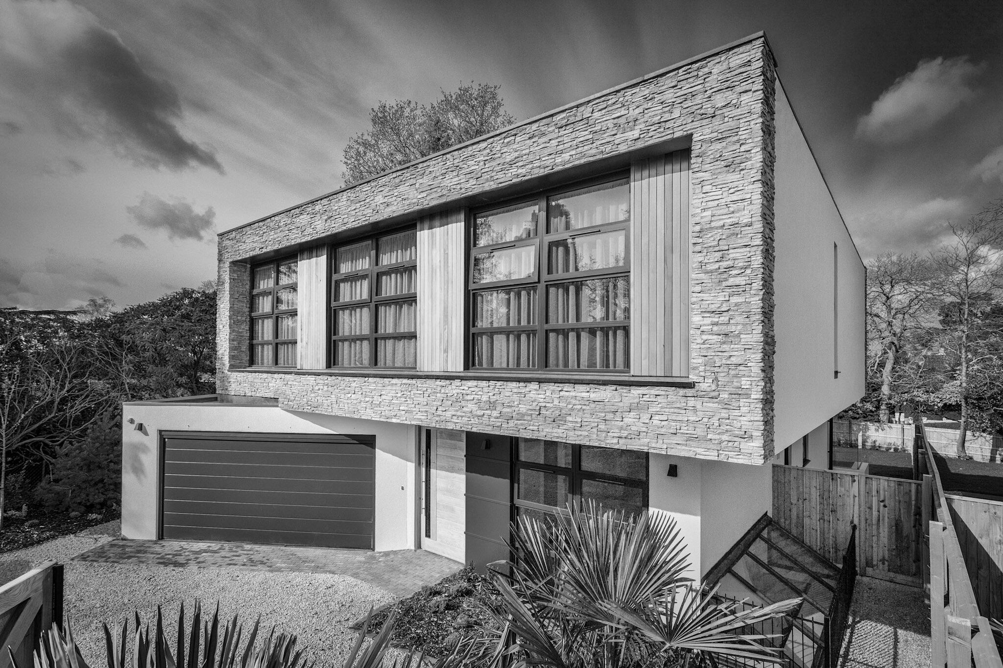 Stunning new house, Poole, Dorset