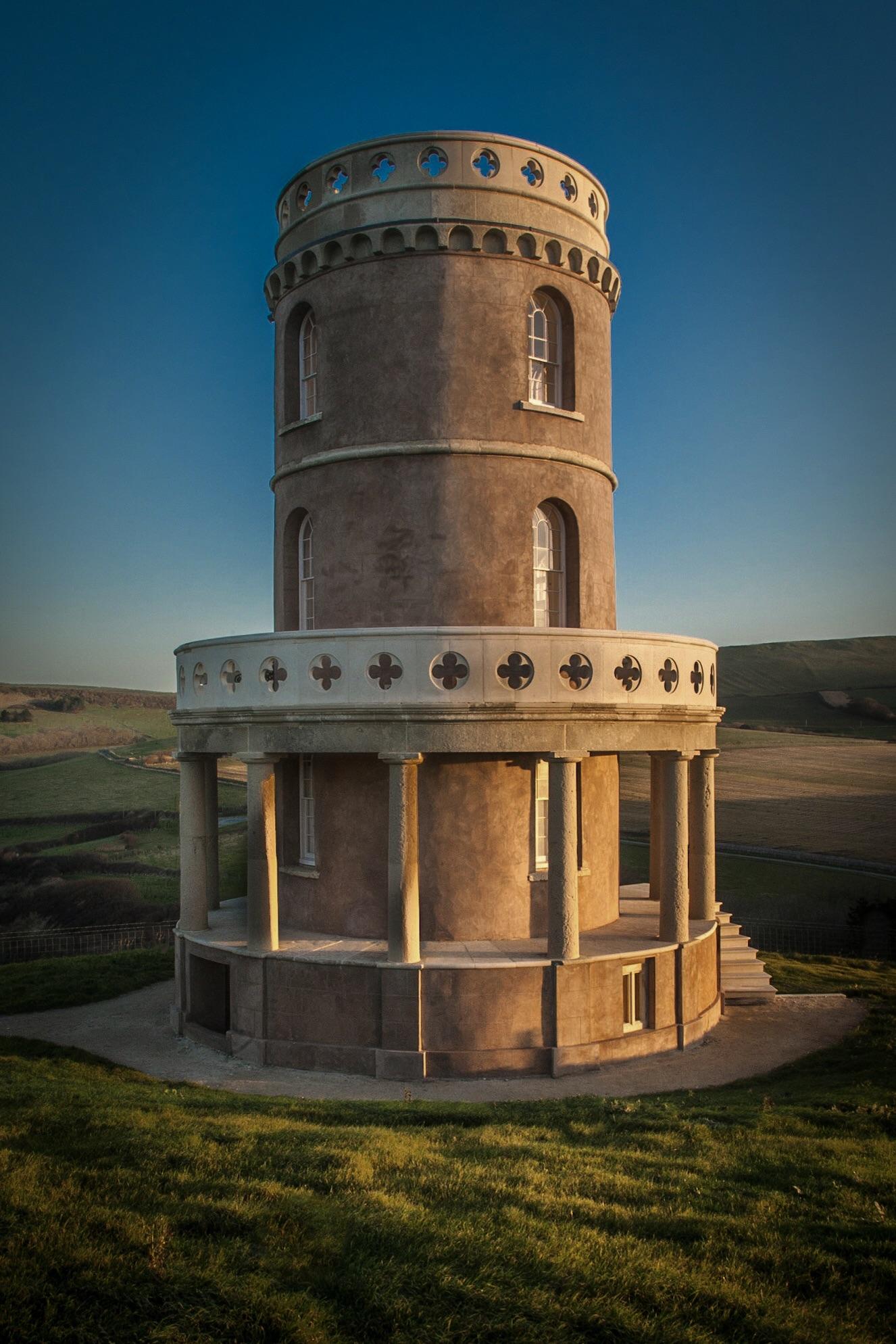 Rick McEvoy architectural photographer in Dorset
