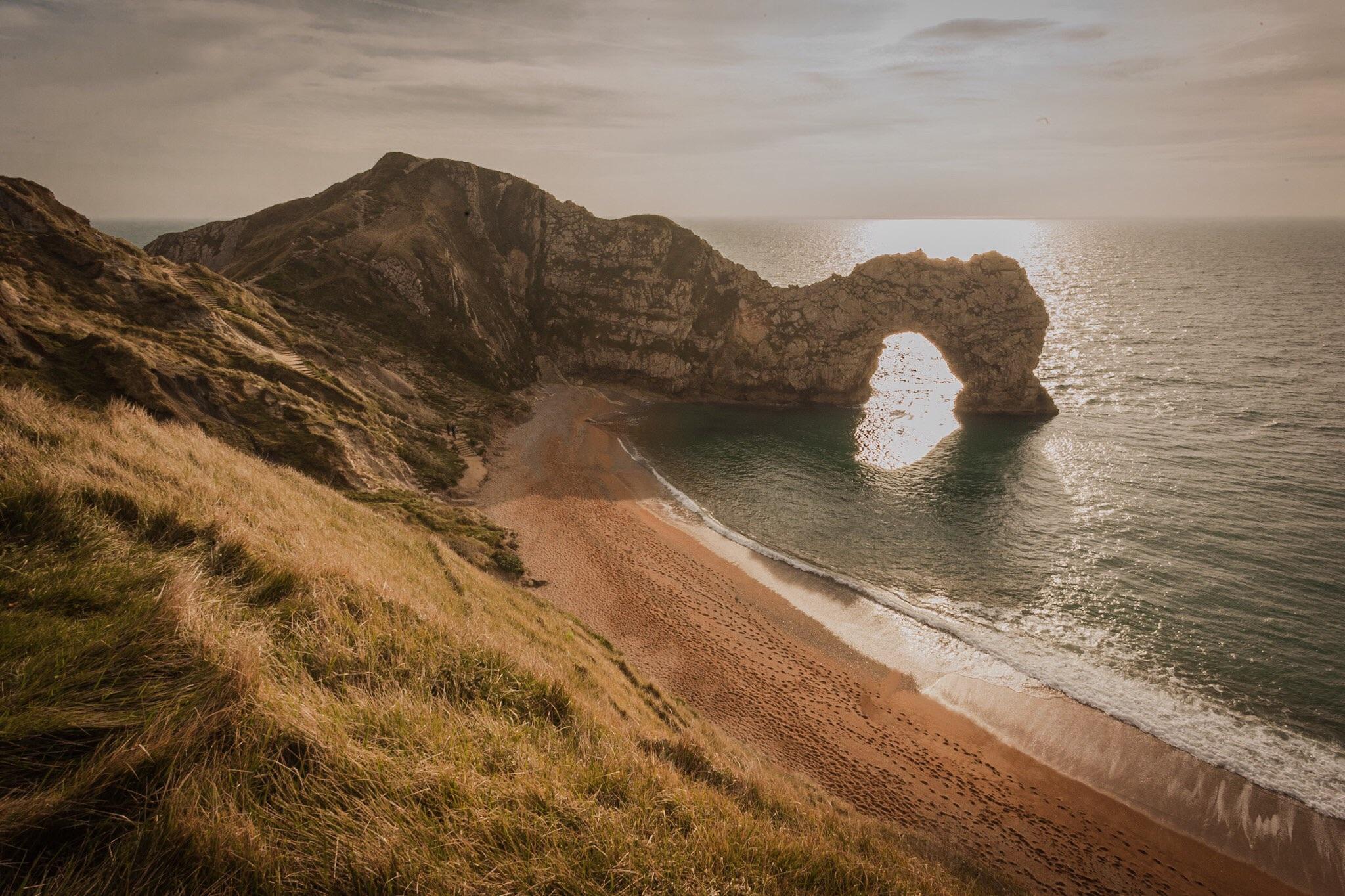 Durdle Door by Rick McEvoy Dorset Photographer