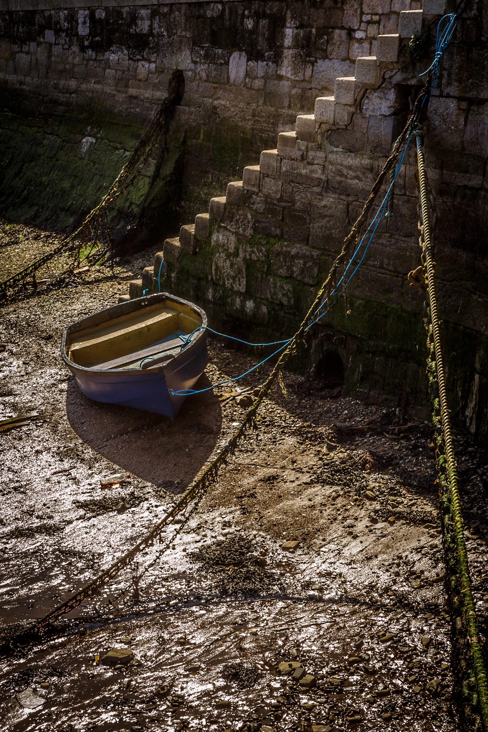 Boat, Brixham by Rick McEvoy Devon Photographer