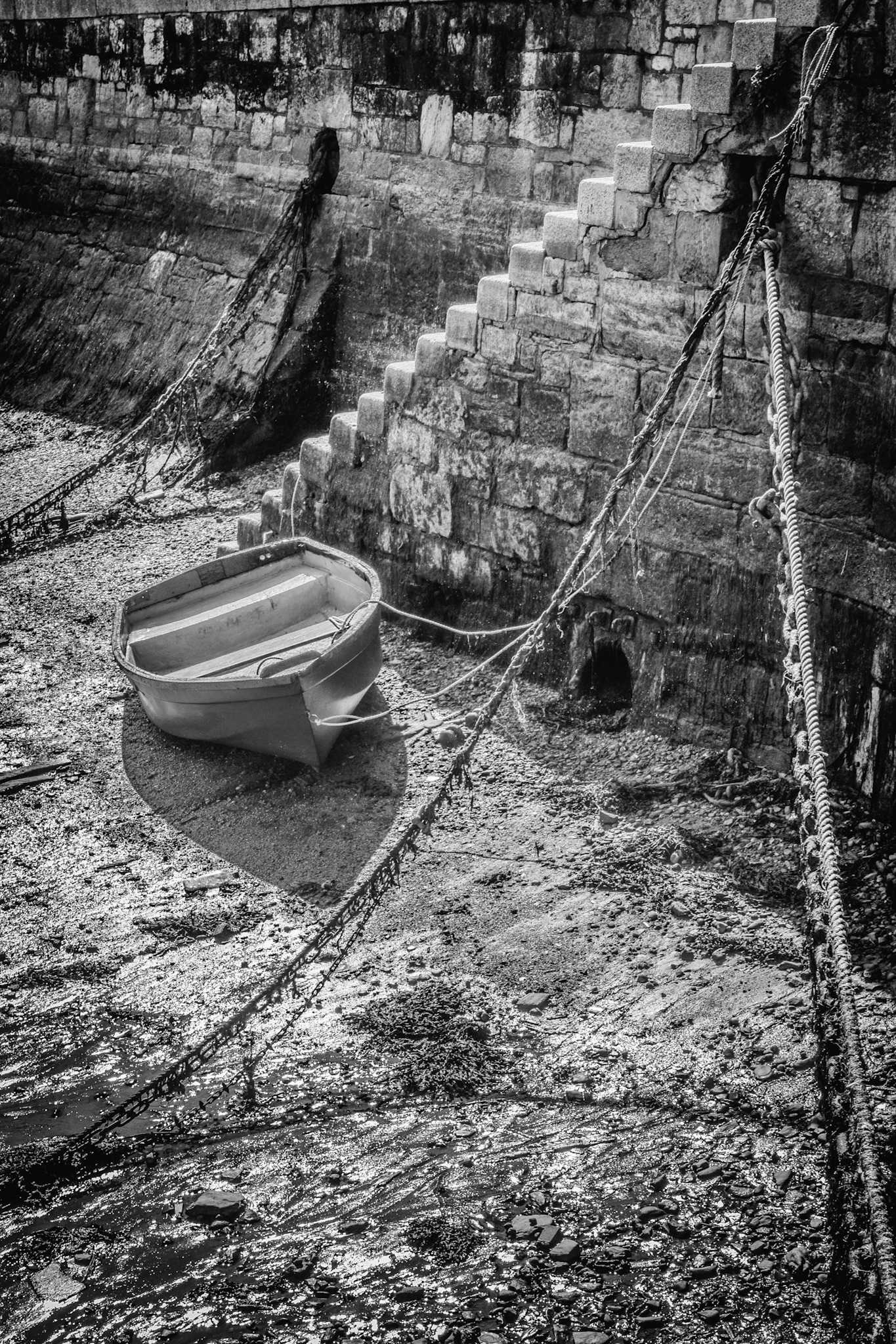 Boat, Brixham Harbour, by Rick McEvoy Devon Photographer