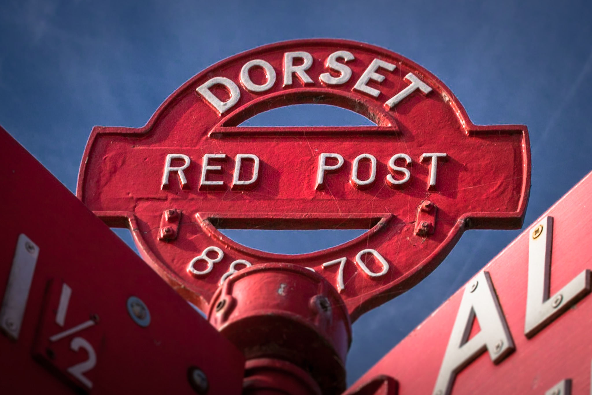 Dorset Red Post