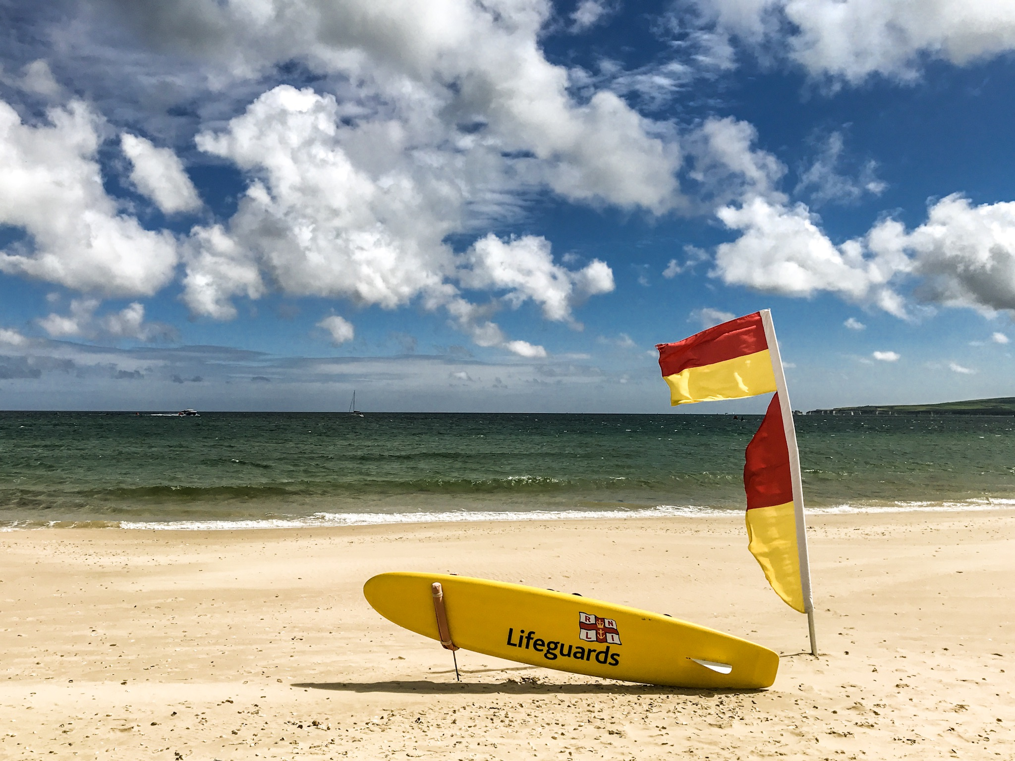 Sandbanks beach by Rick McEvoy Sandbanks photographer